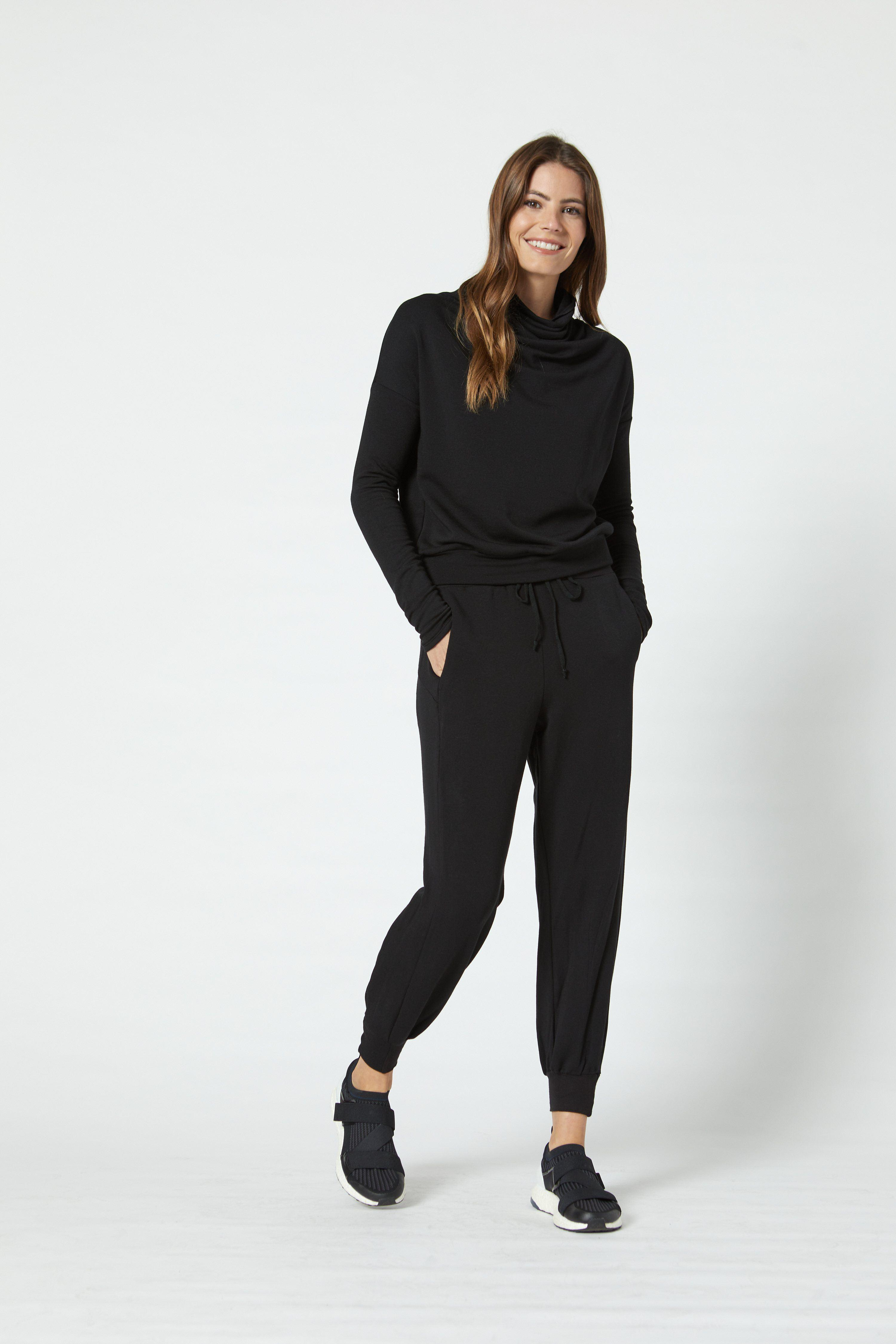 Soothe Shirred Cuff Jogger 2
