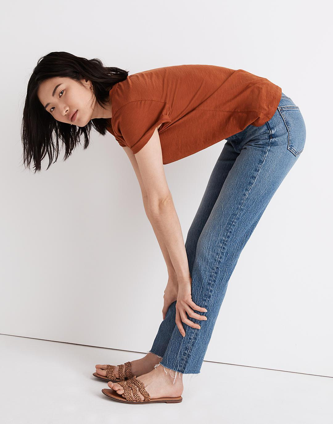 The Mid-Rise Perfect Vintage Jean in Enmore Wash 1