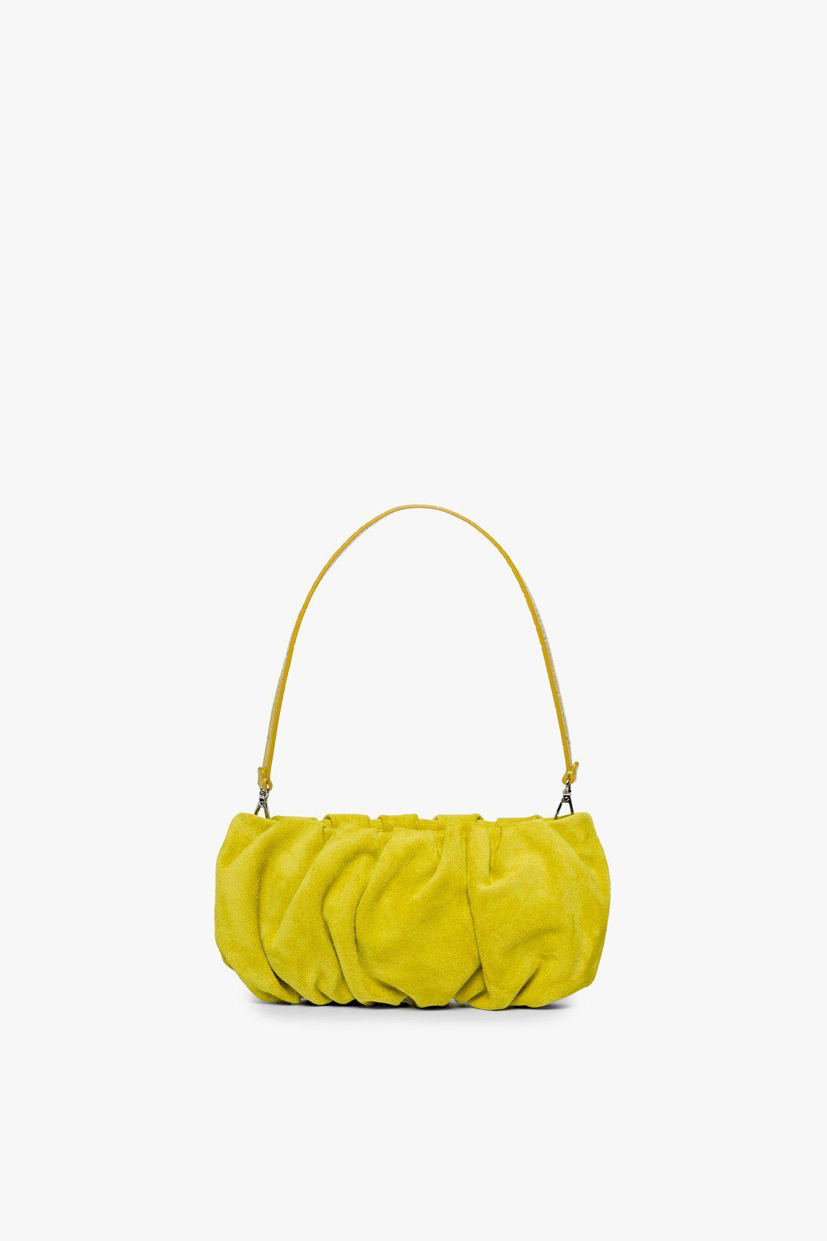 BEAN BAG | CHARTREUSE SUEDE