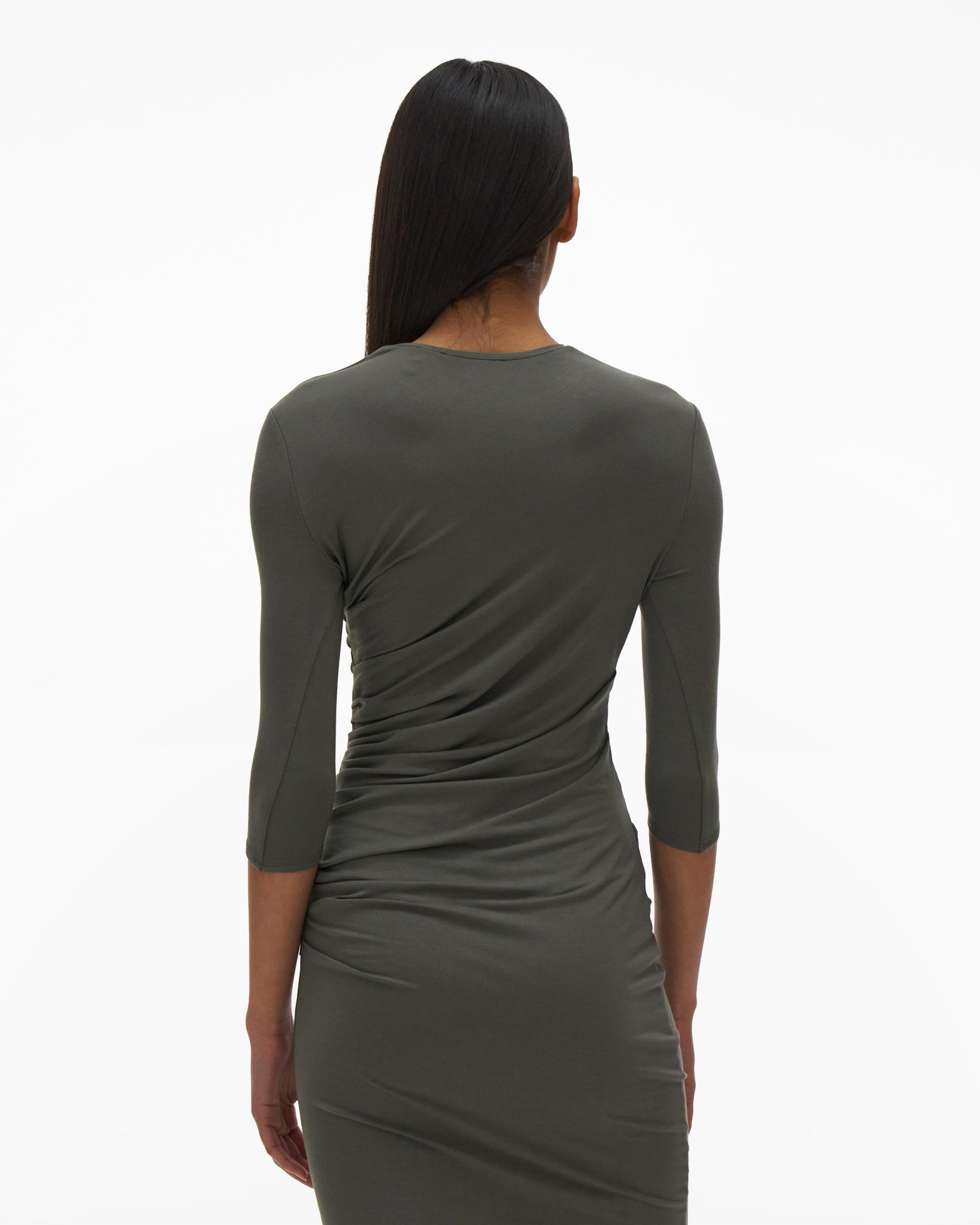 RUCHED DRESS 2