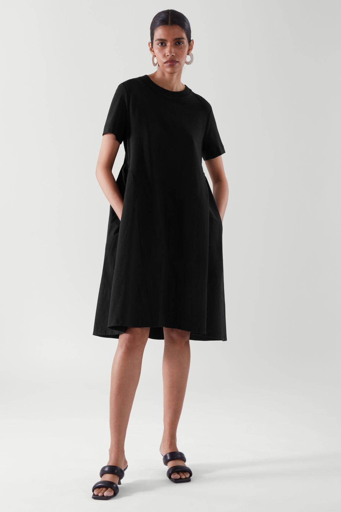 RELAXED-FIT T-SHIRT DRESS 4