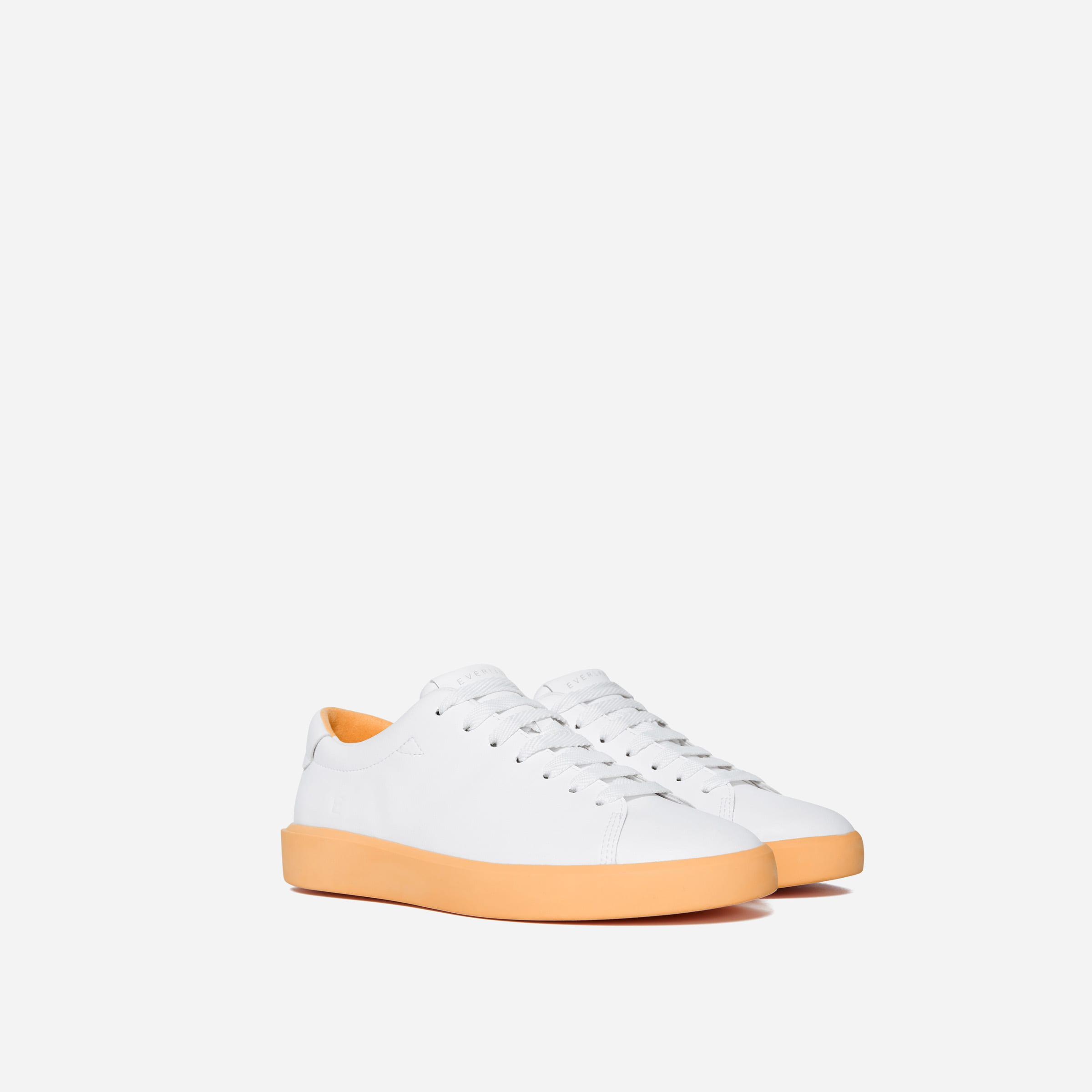 The ReLeather Tennis Shoe