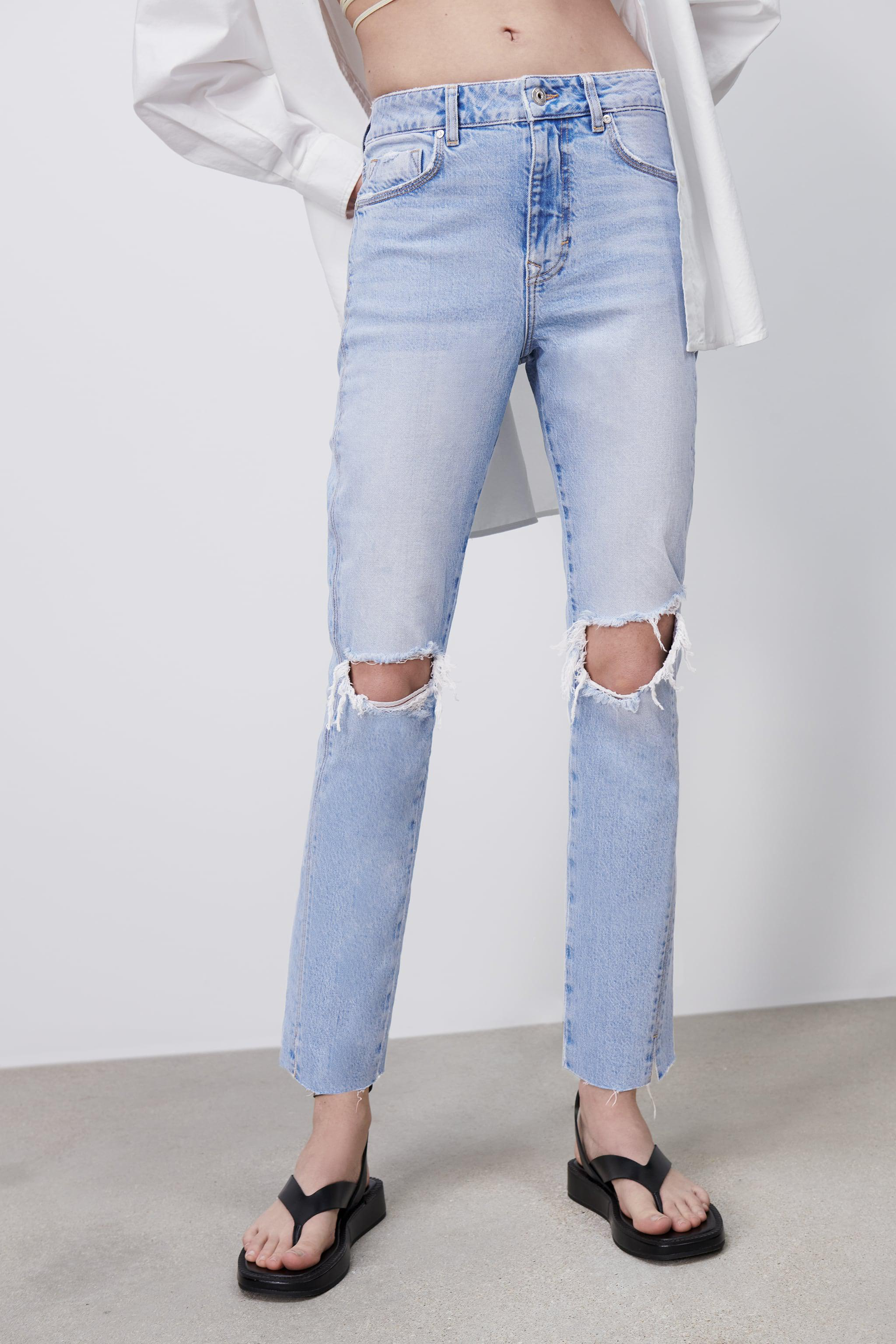 Z1975 HIGH RISE JEANS 1