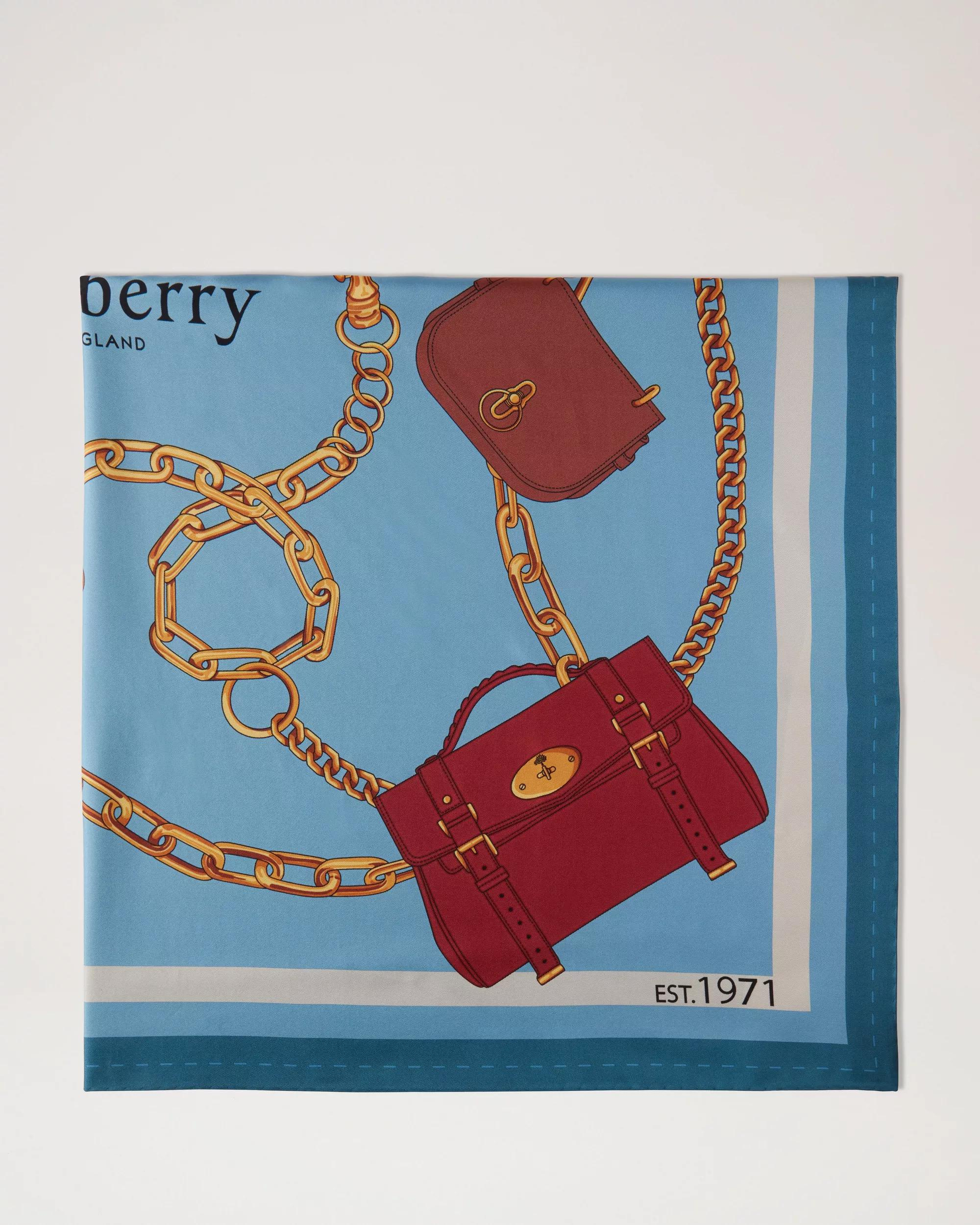 Classic Bags with Chains Square