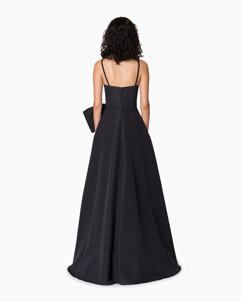 Cascade Front Gown 1