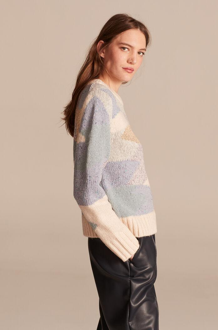 FLUFFY AIRE PULLOVER 1