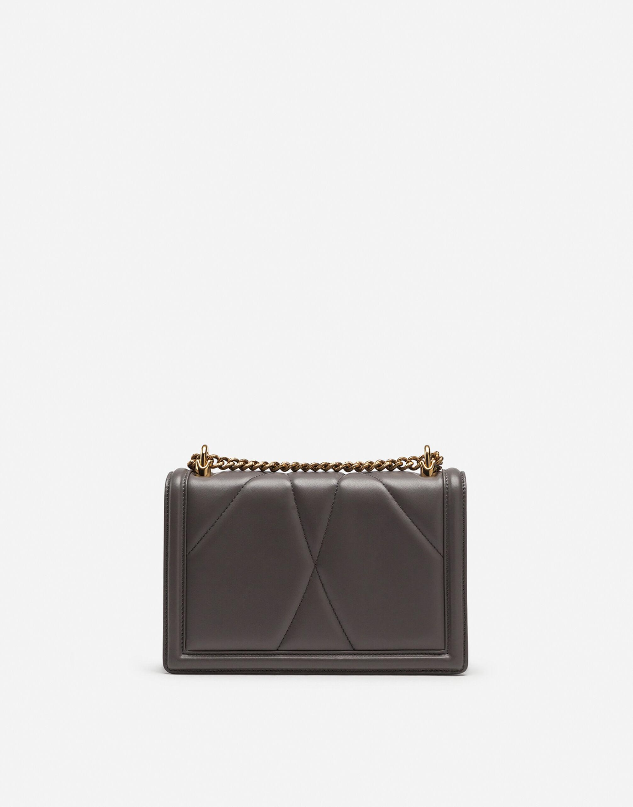 Medium Devotion bag in quilted nappa leather 2