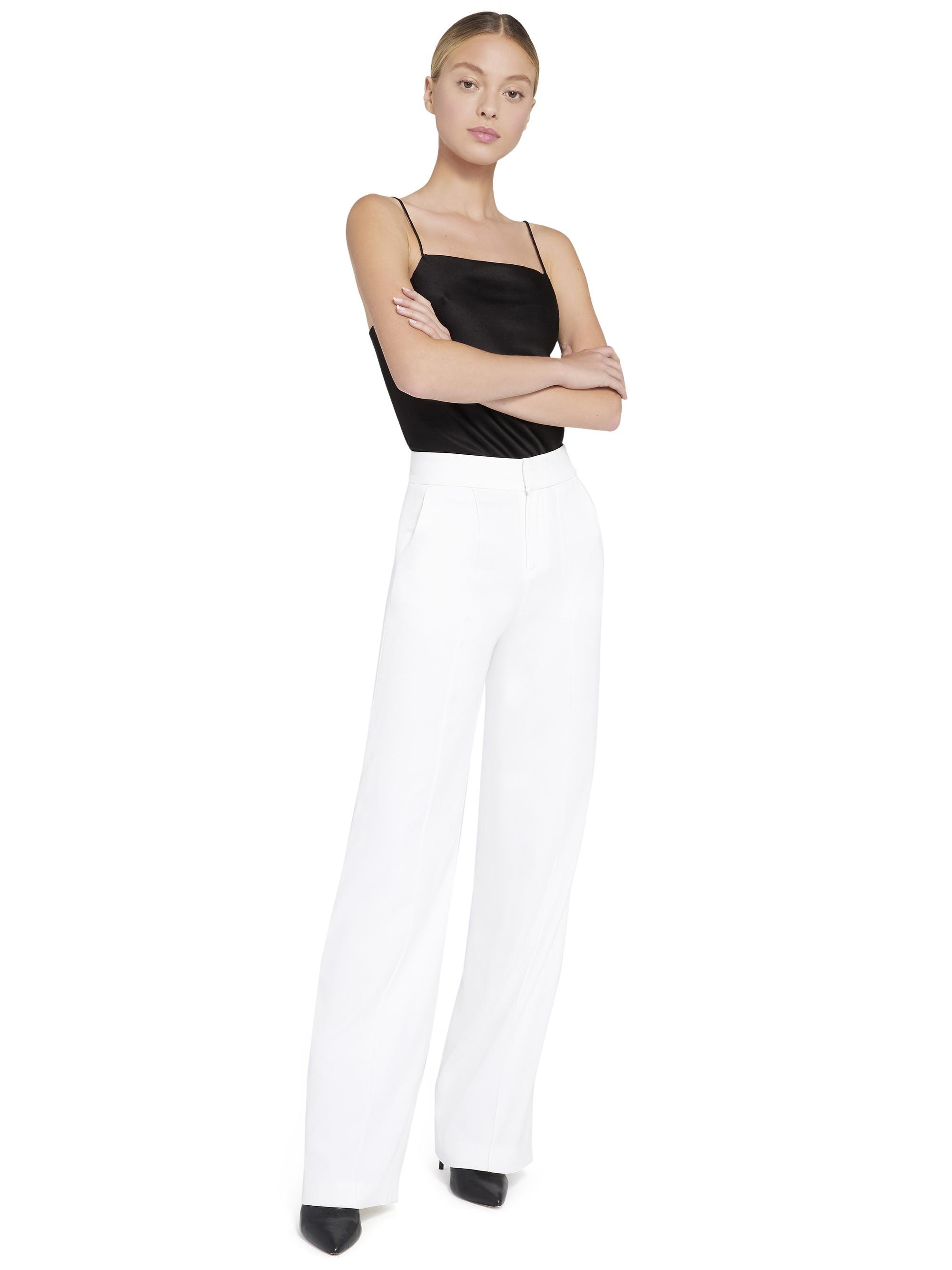 DYLAN HIGH WAISTED WIDE LEG PANT 3
