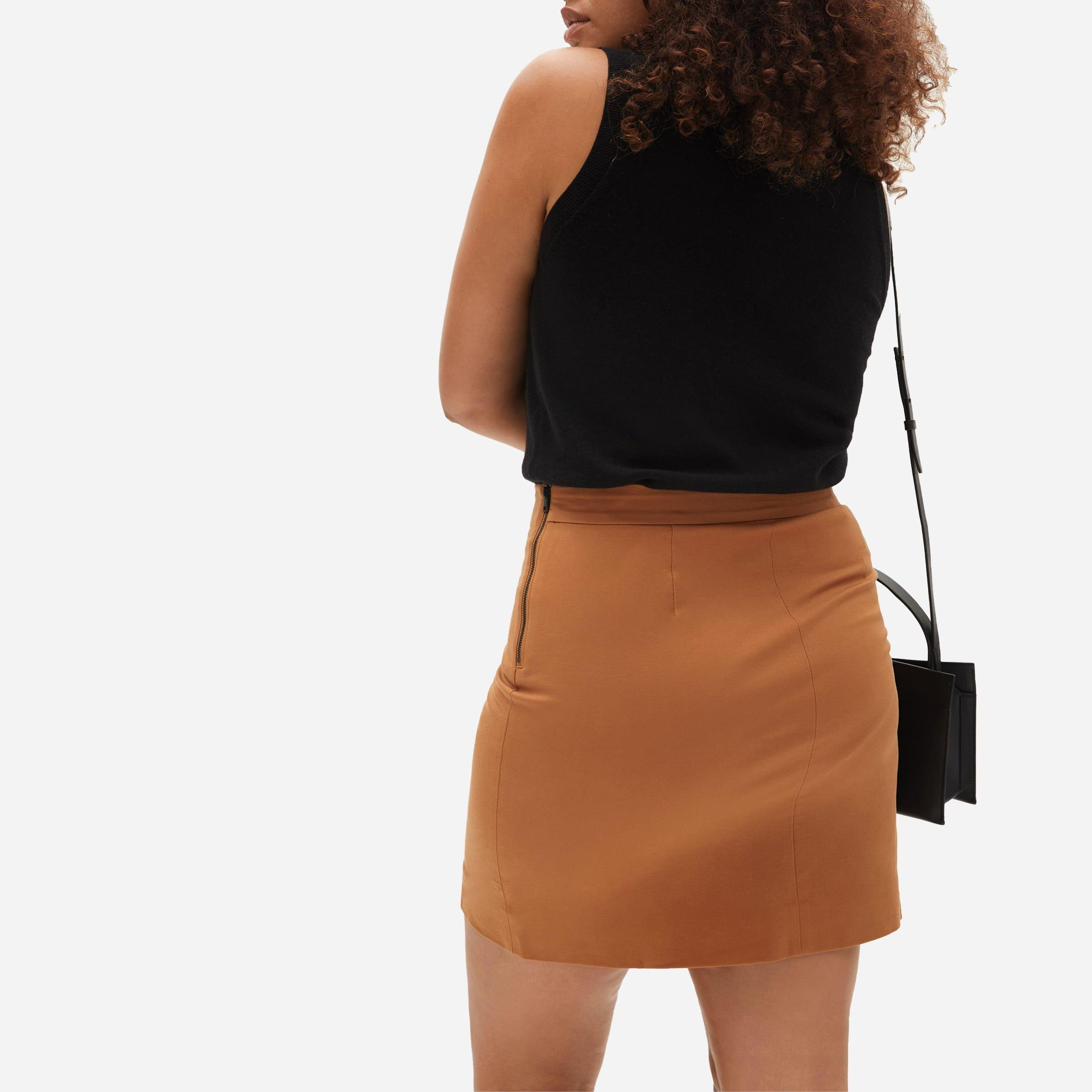 The Almost-Mini Skirt 1