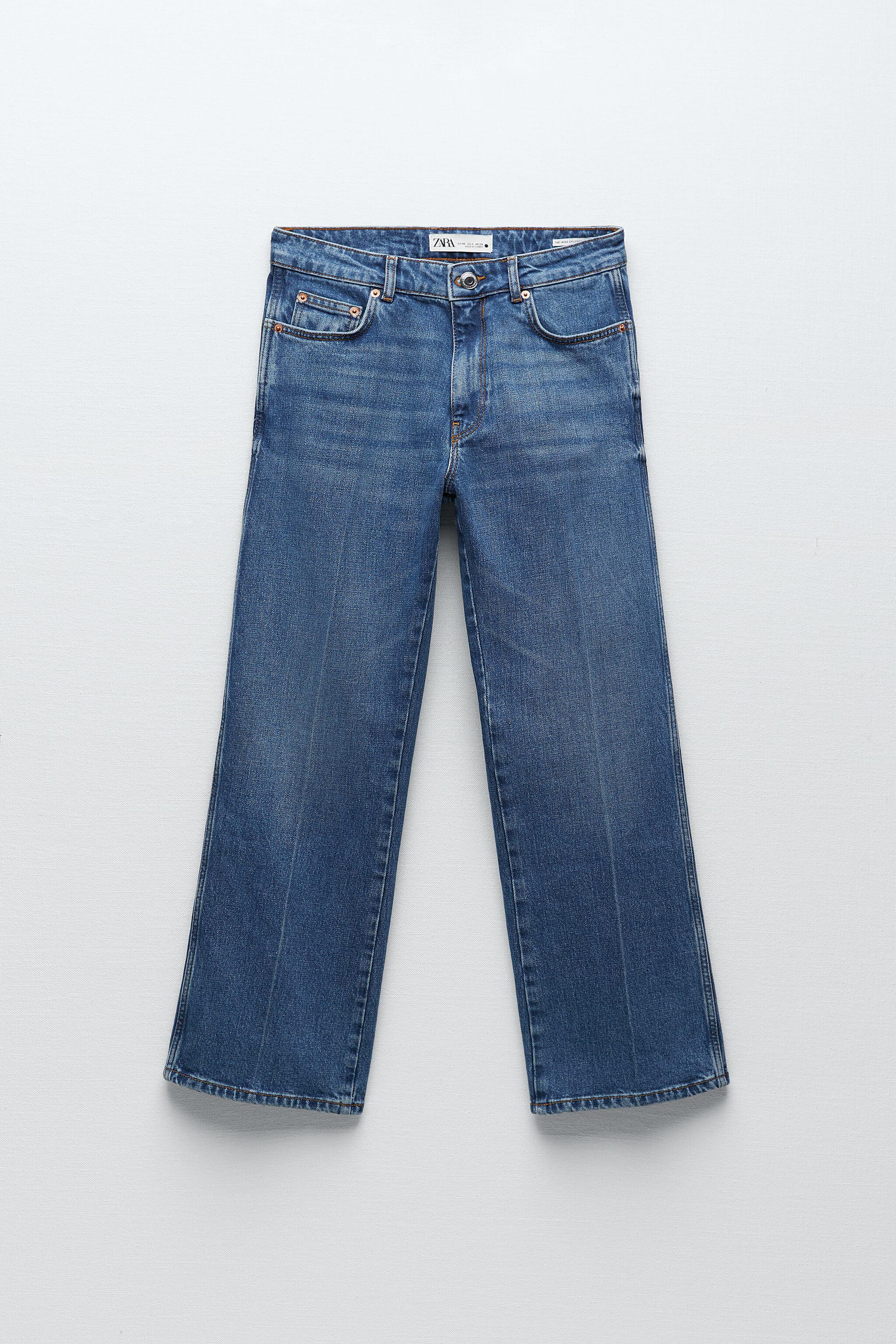 ZW THE NESS CROPPED FLARE JEANS 5