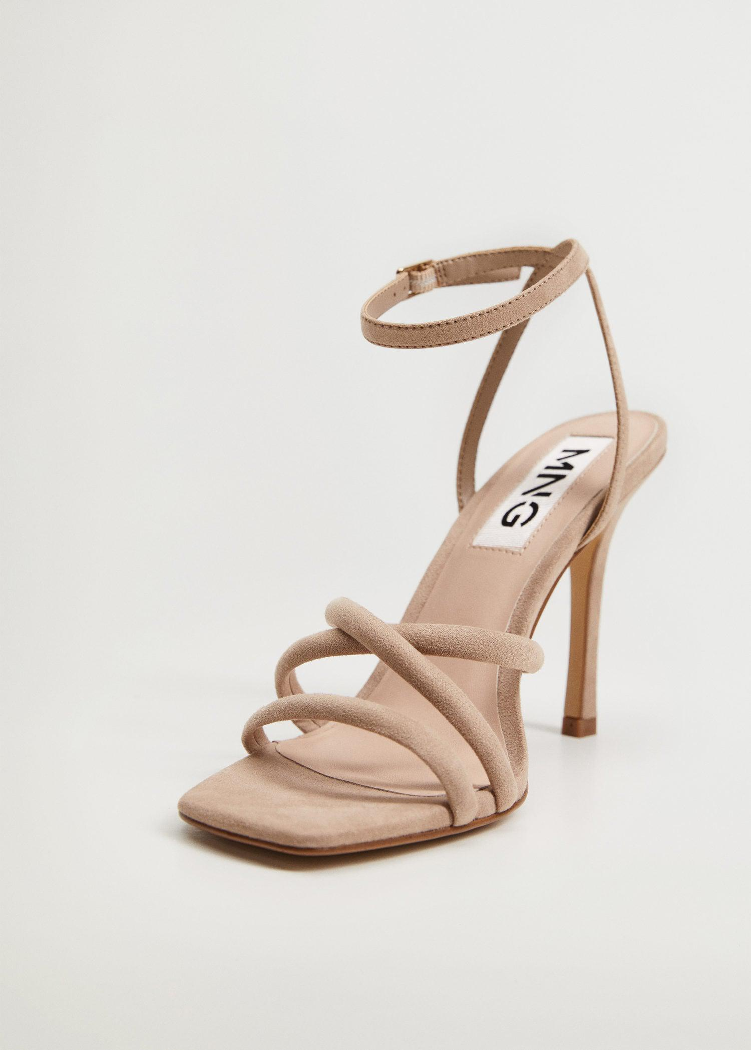 Strappy heeled sandals 3