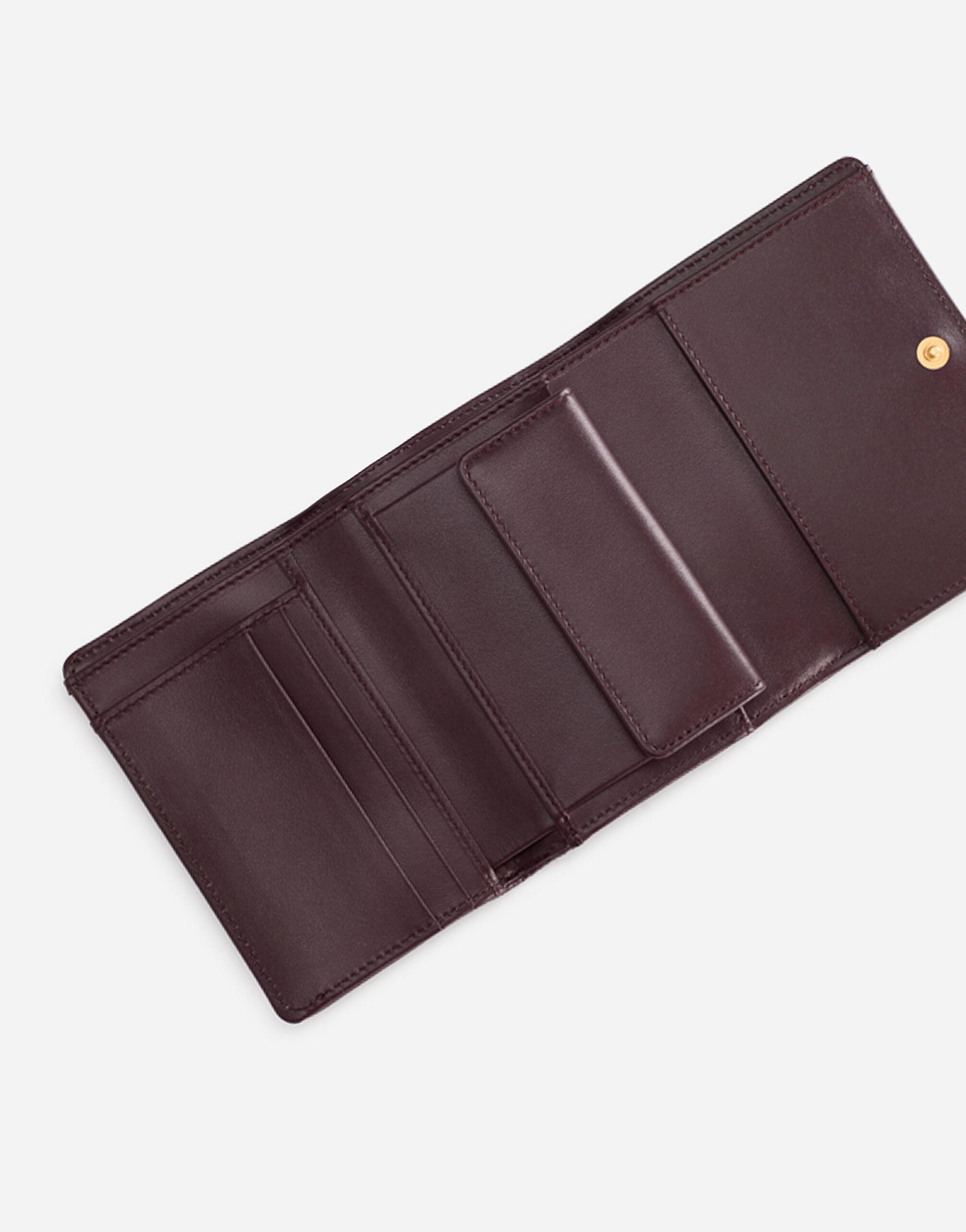 Small continental Devotion wallet 3