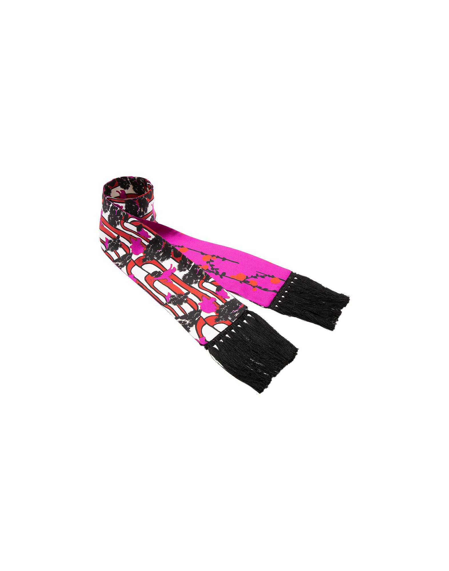 Flapper Tight Double Scarf