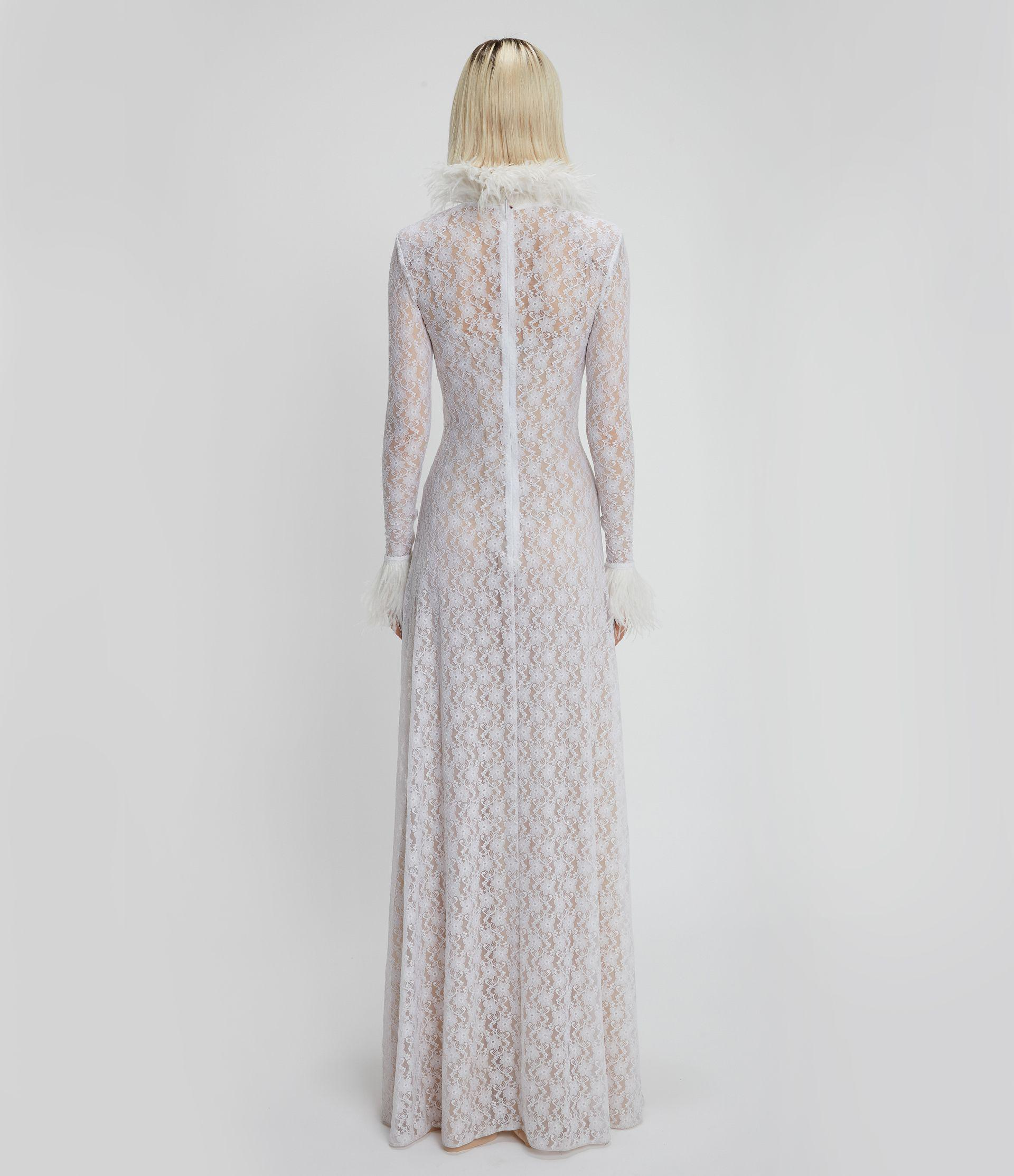 Christopher Kane Bridal: Lace Gown 2