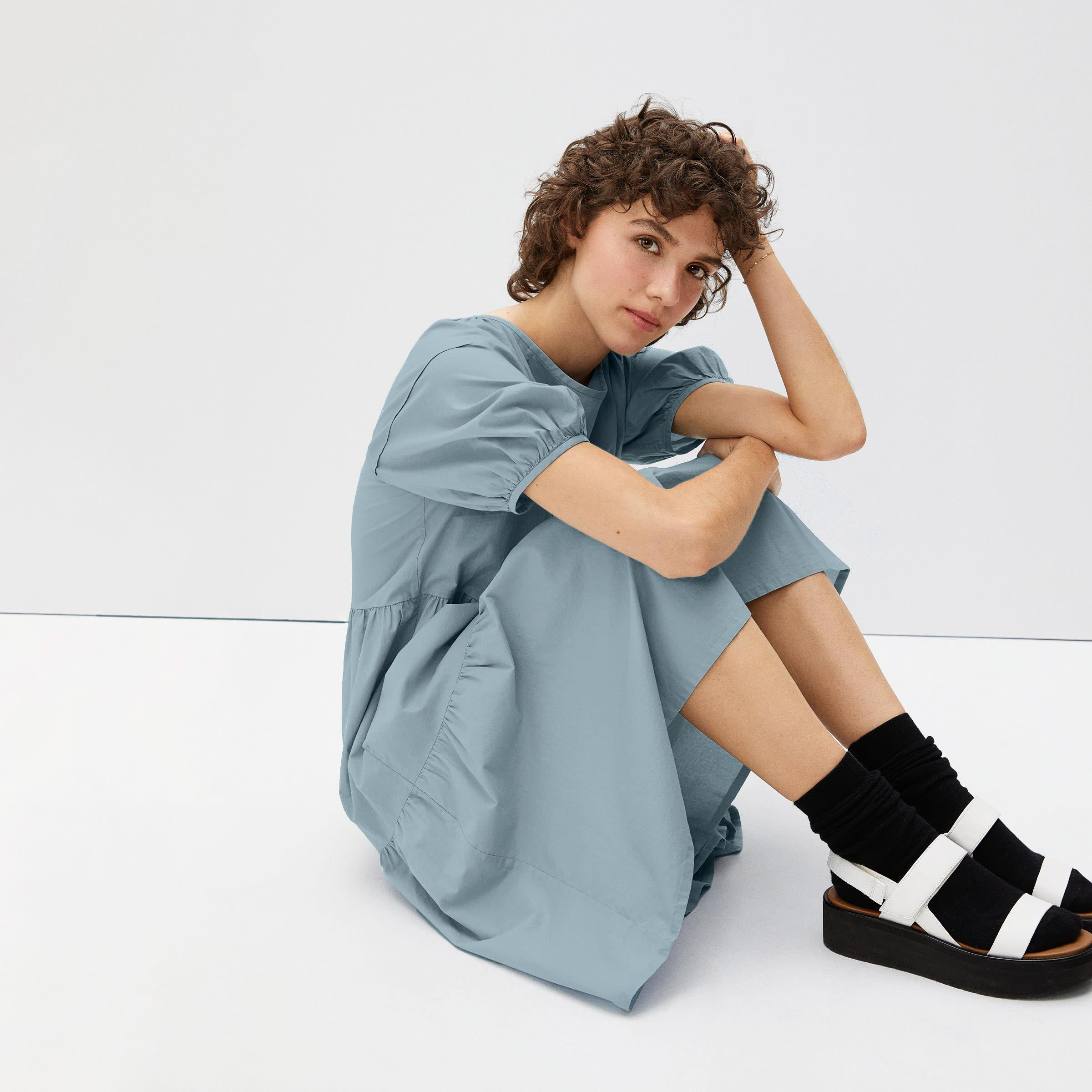 The Tiered Cotton Dress 3