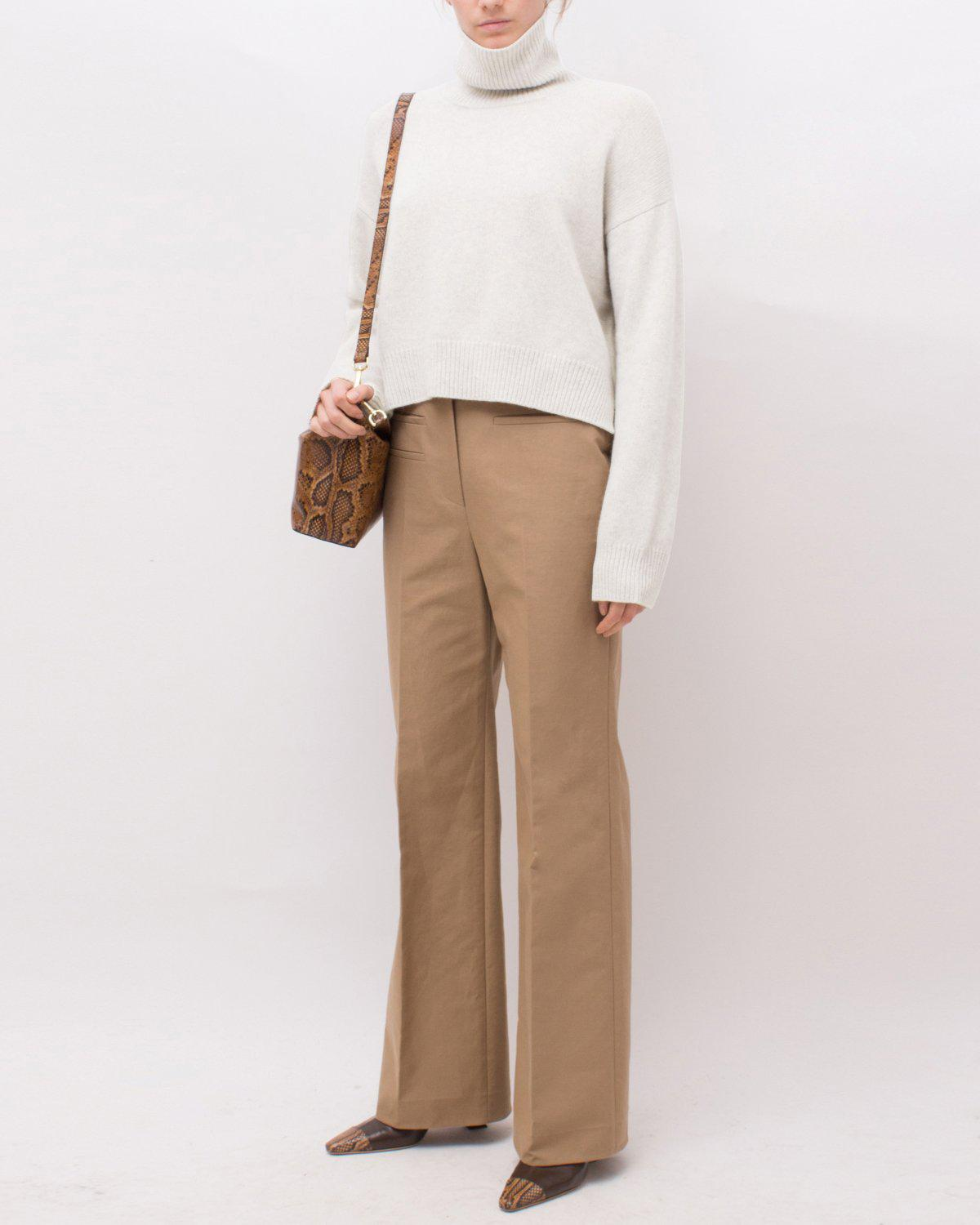 Lyn Sweater Regenerated Cashmere Ivory