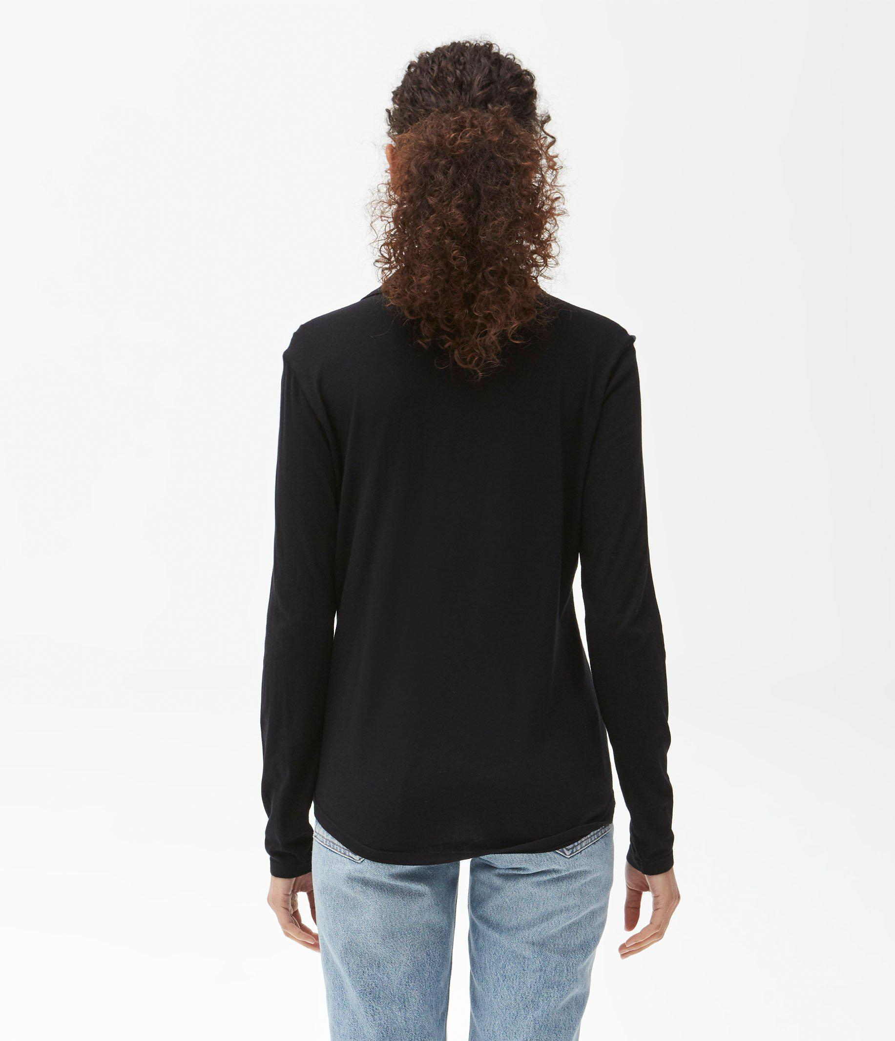 Harley Long Sleeve Button Up Top 3