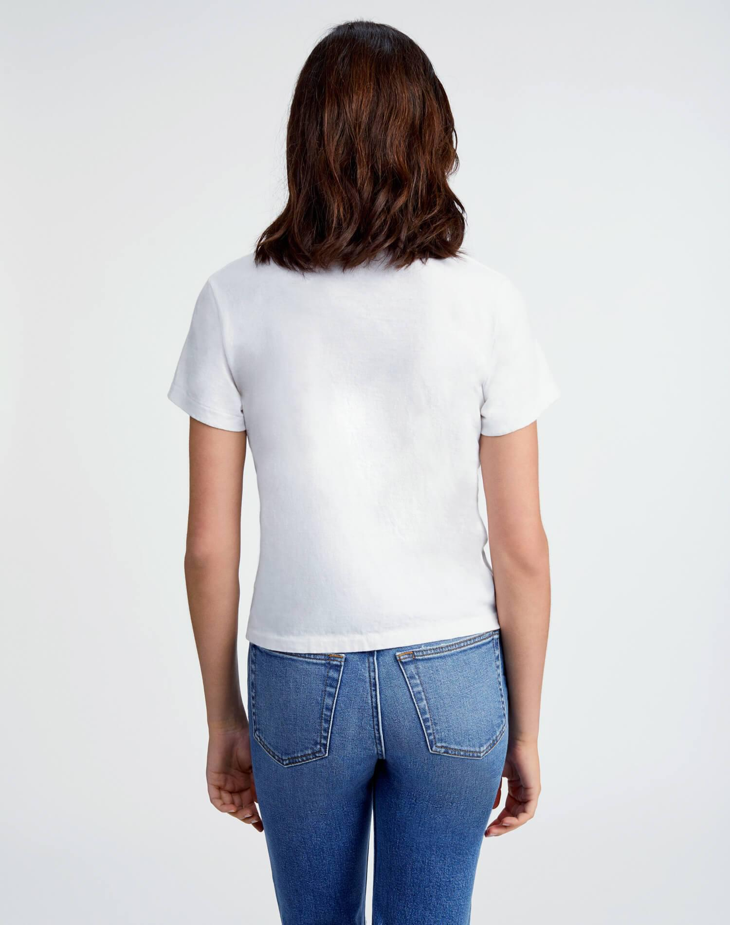 """Classic """"Busiest Woman"""" Tee - Vintage White 2"""