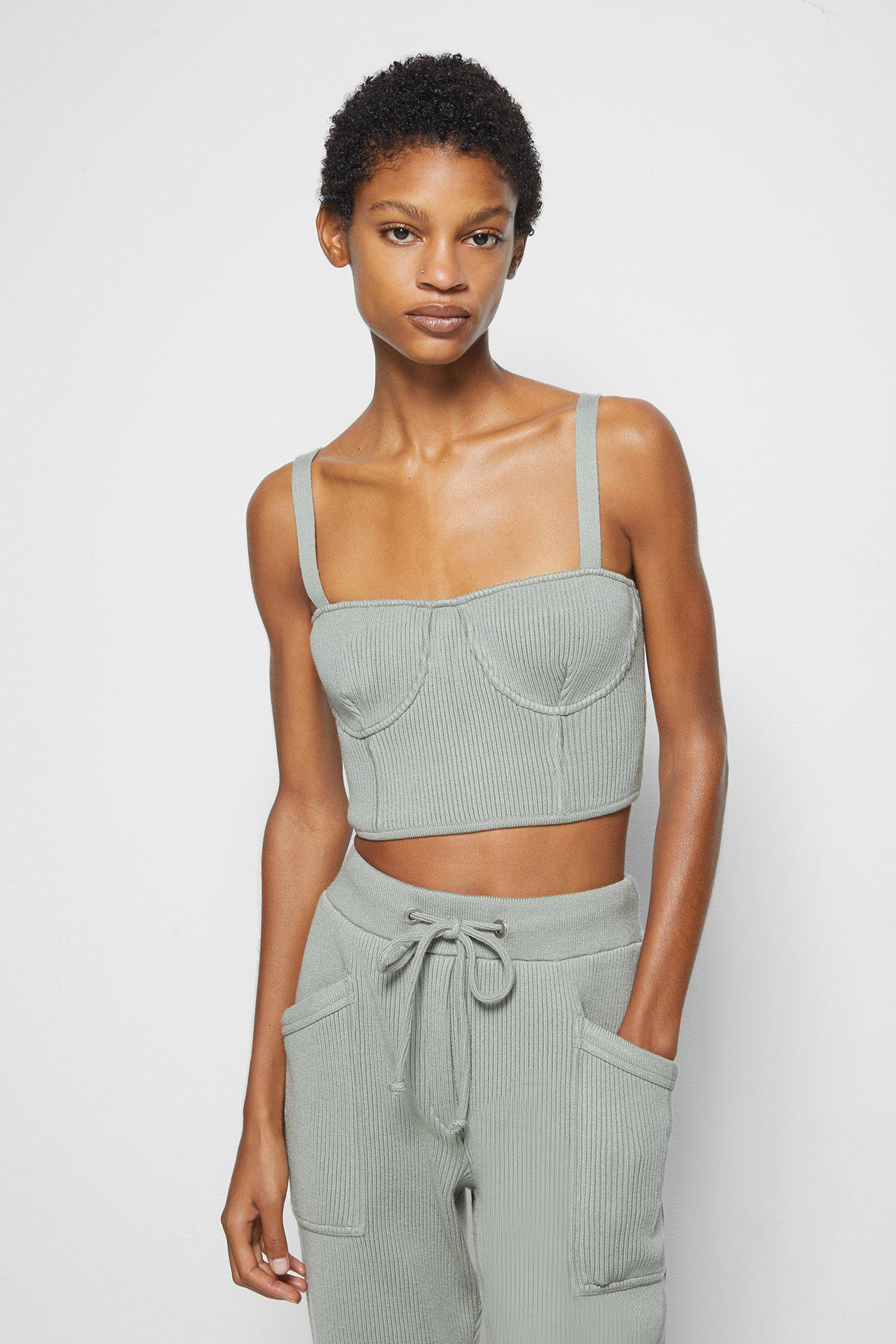 Gabby Recycled Knit Top