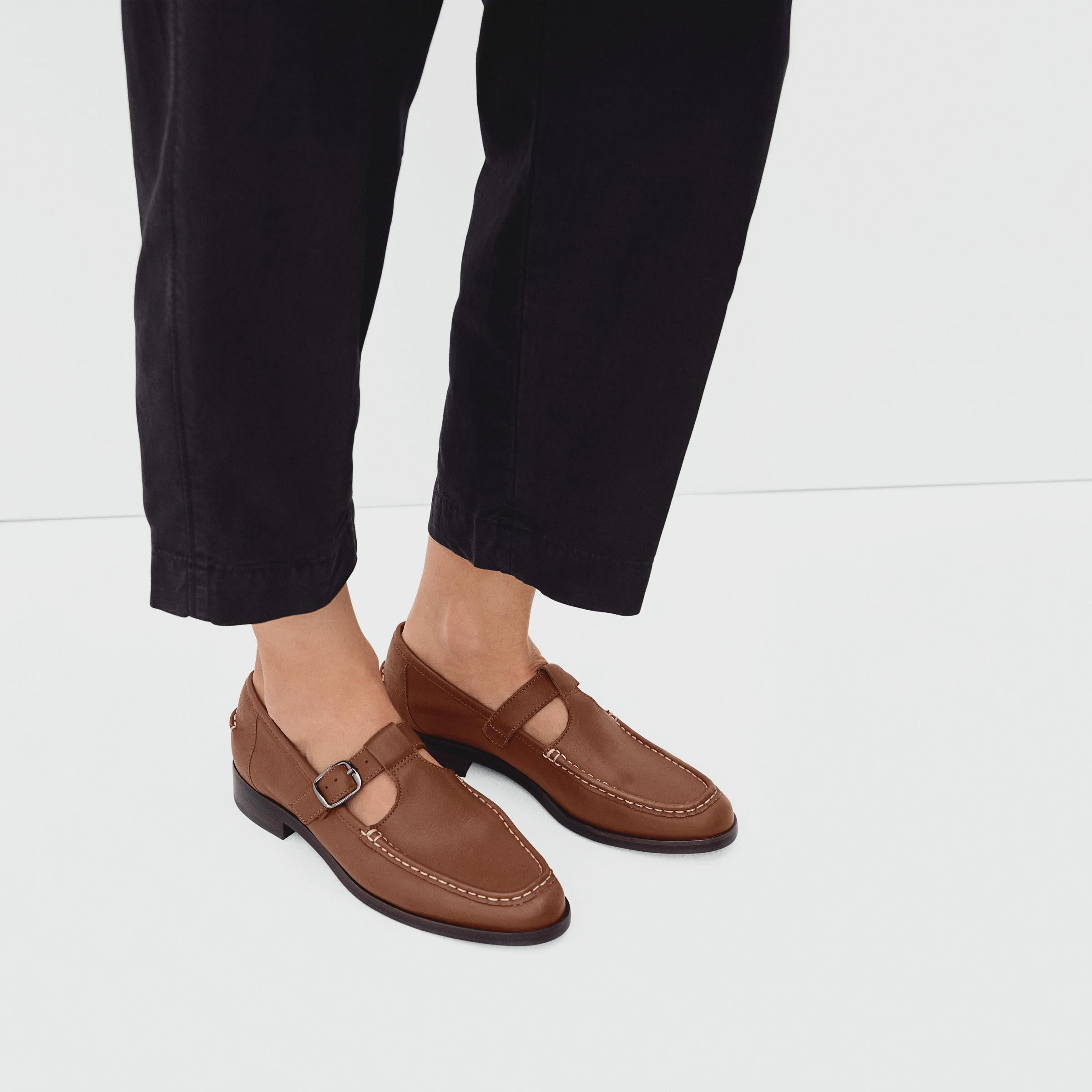 The Mary Jane Loafer