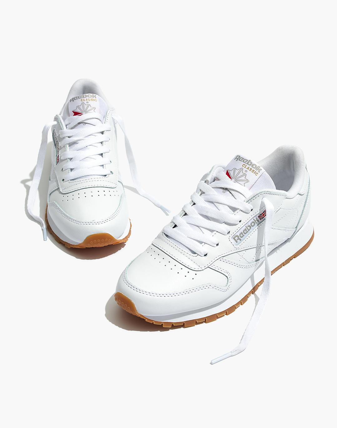 Reebok® Classic Leather Sneakers