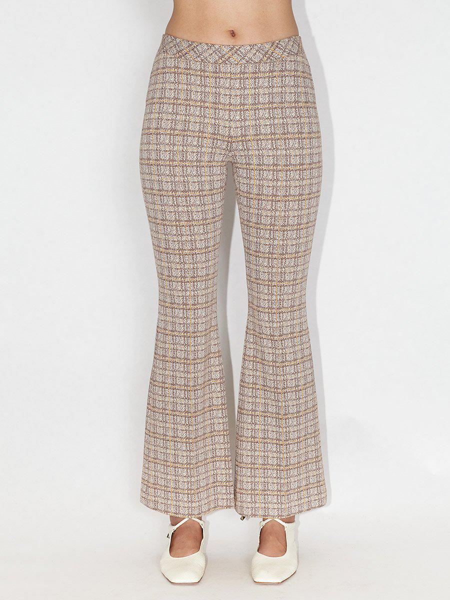 Pull On Cropped Flares 1