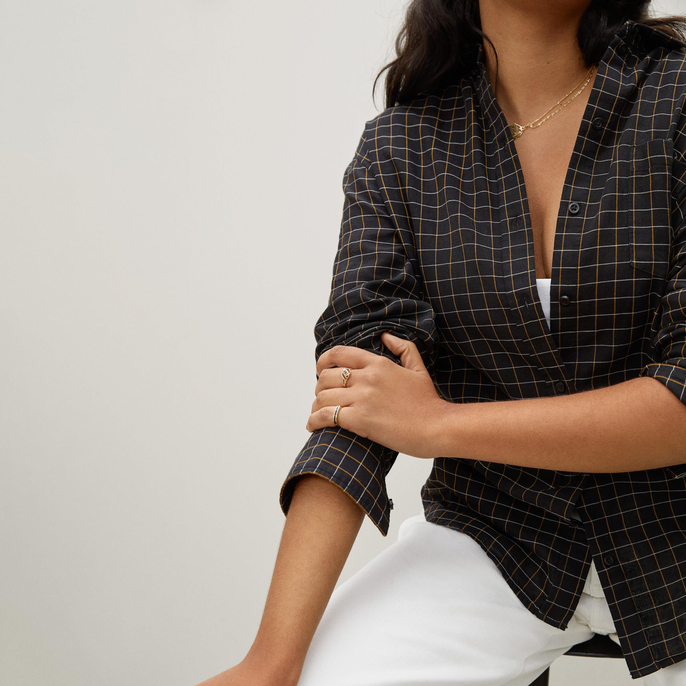 The Double-Gauze Relaxed Shirt 1