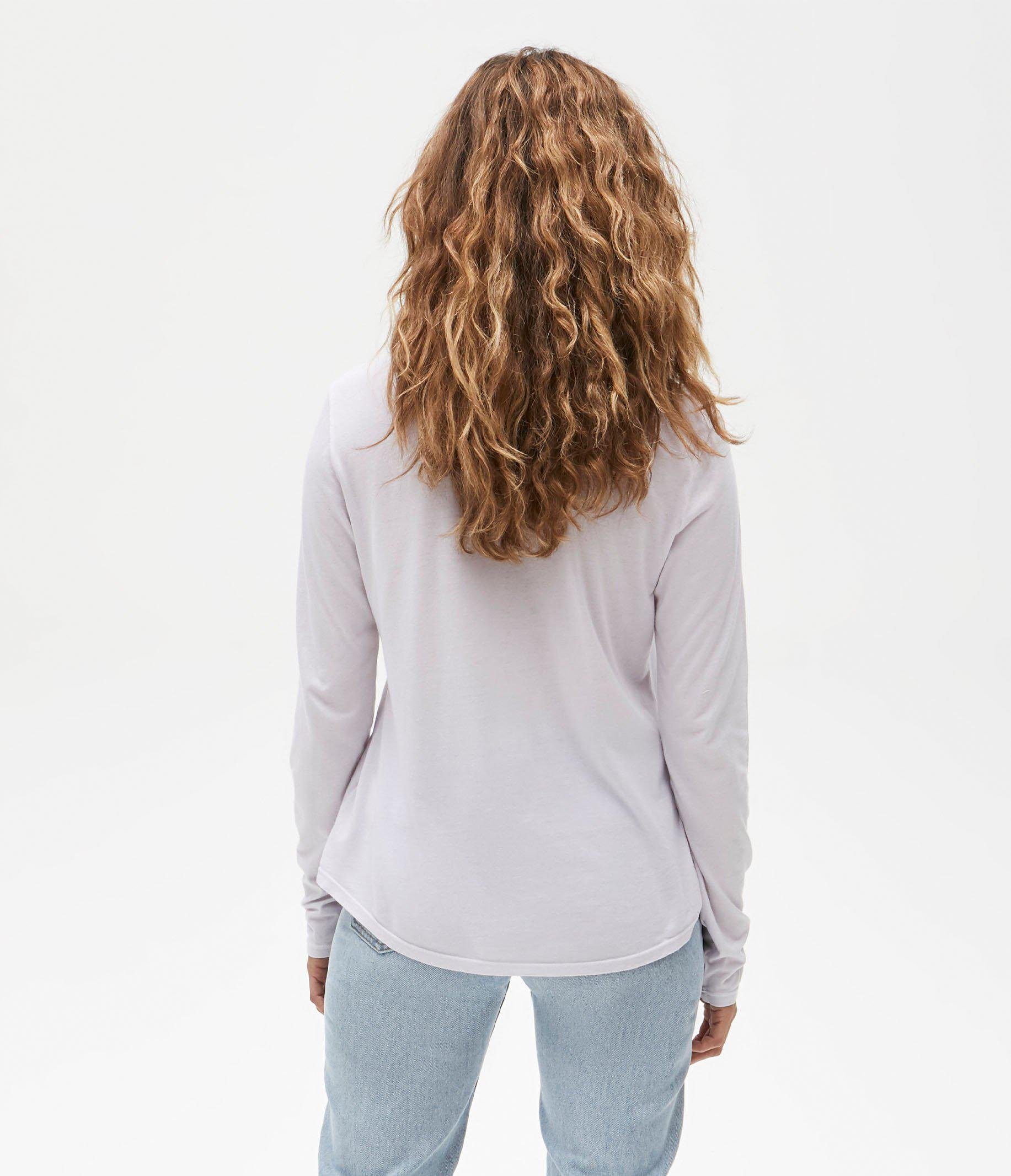 Harley Long Sleeve Button Up Top 1