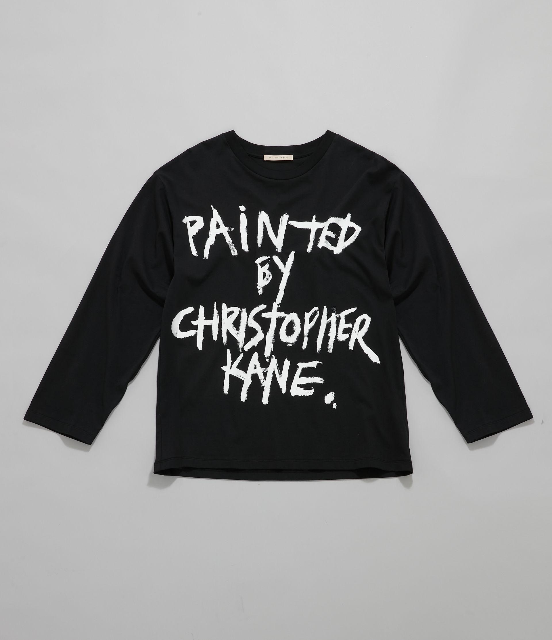 Painted by Christopher Kane long sleeve t-shirt 6