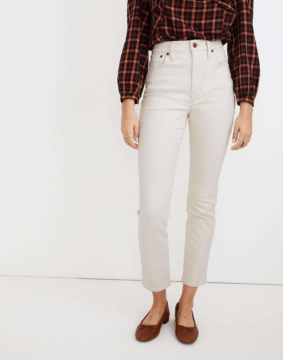 The Perfect Vintage Jean in Vintage Canvas 3