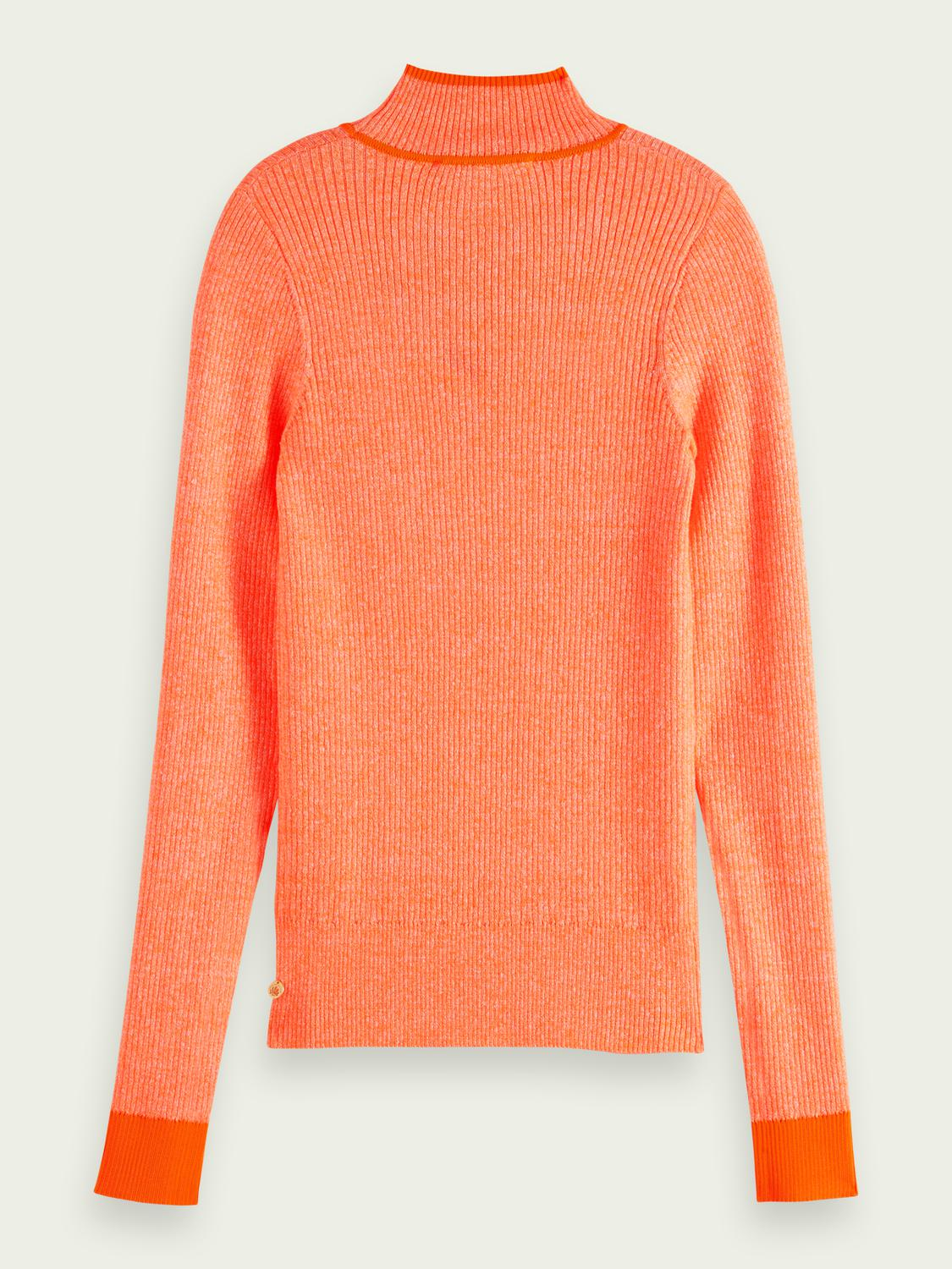 Ribbed sweater 4