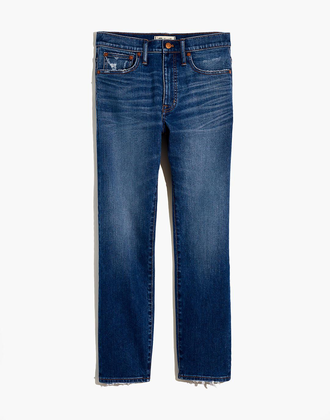 Tall Classic Straight Jeans: Selvedge Edition 4