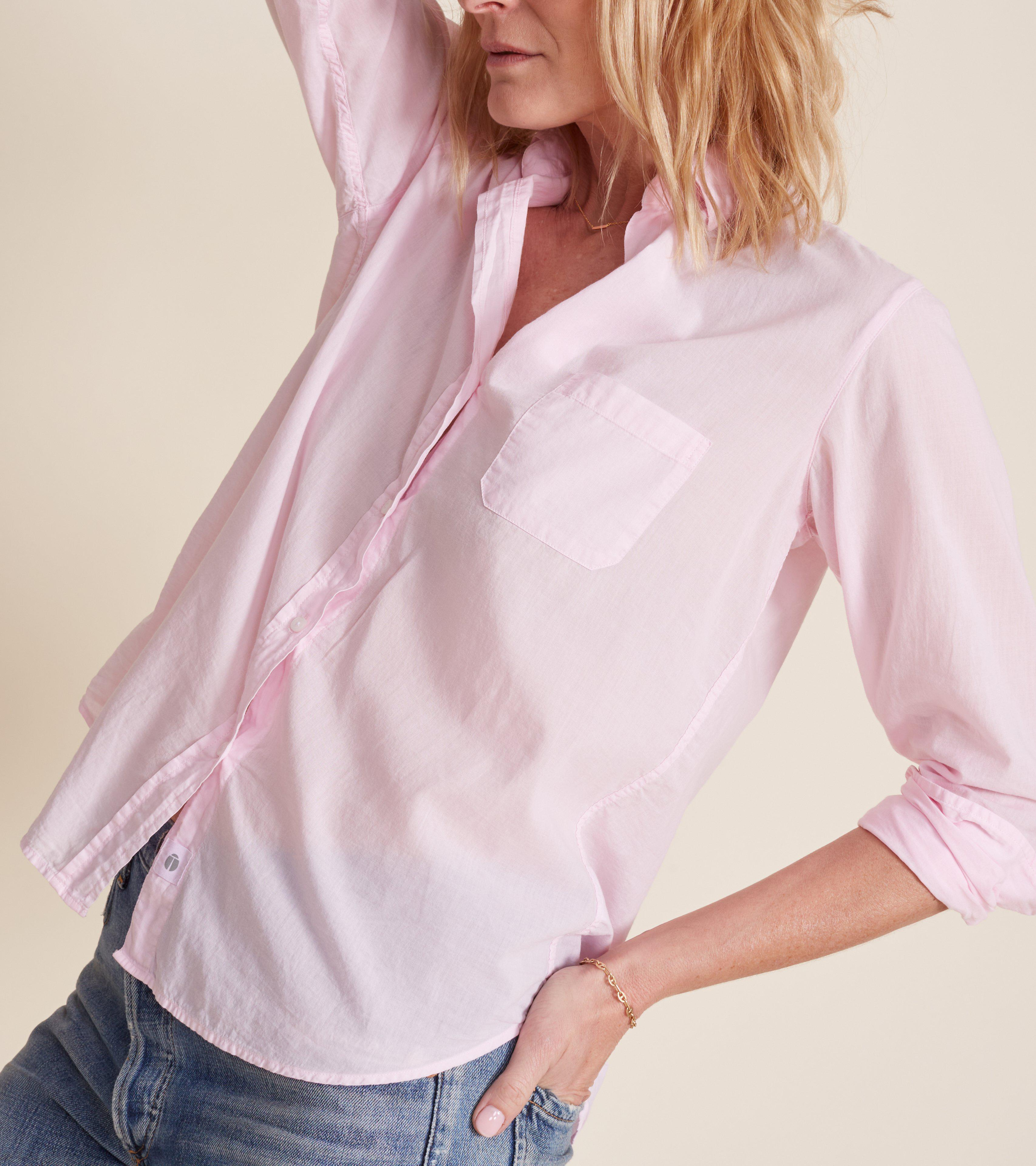 The Hero Soft Pink, Tissue Cotton Final Sale