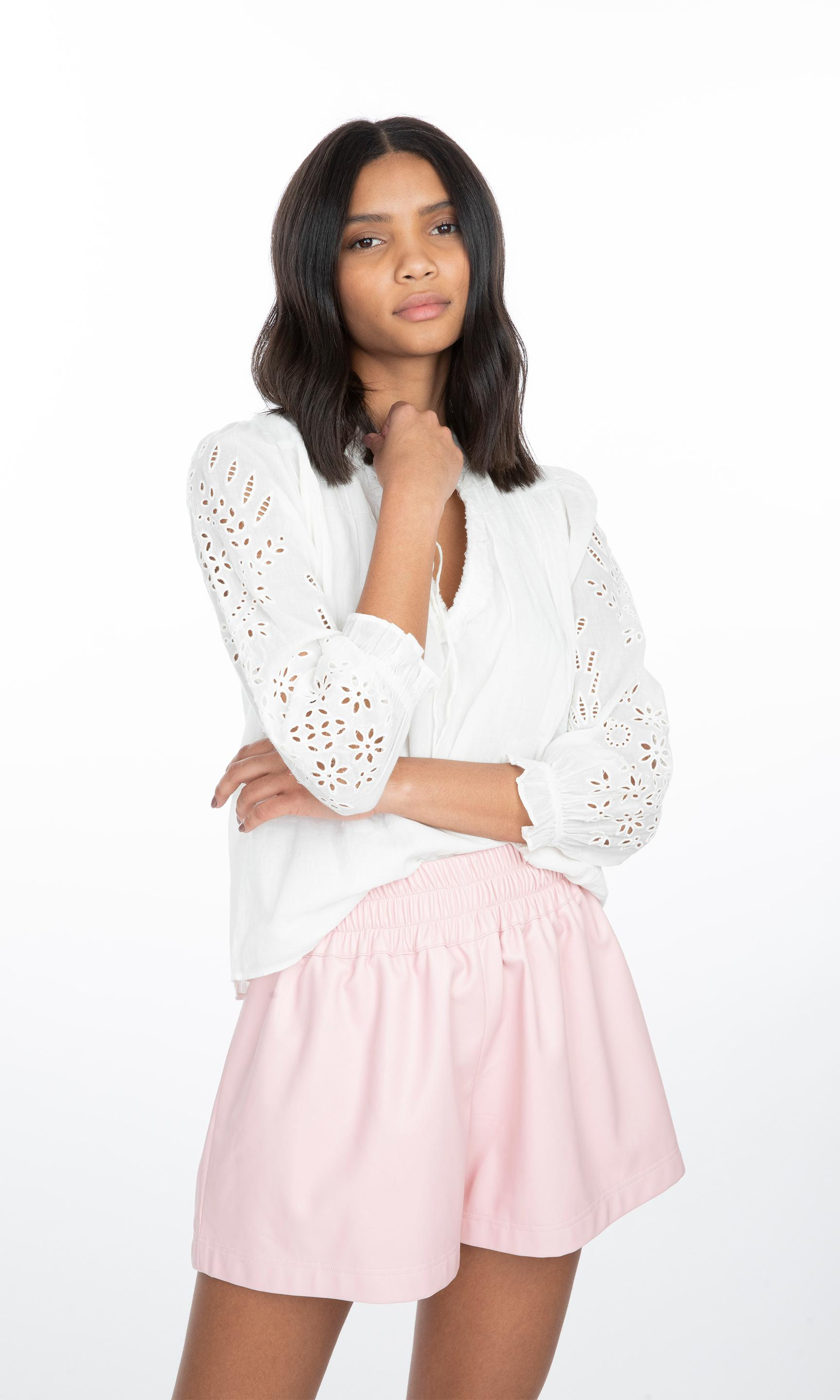 Camila Embroidered Blouse 2