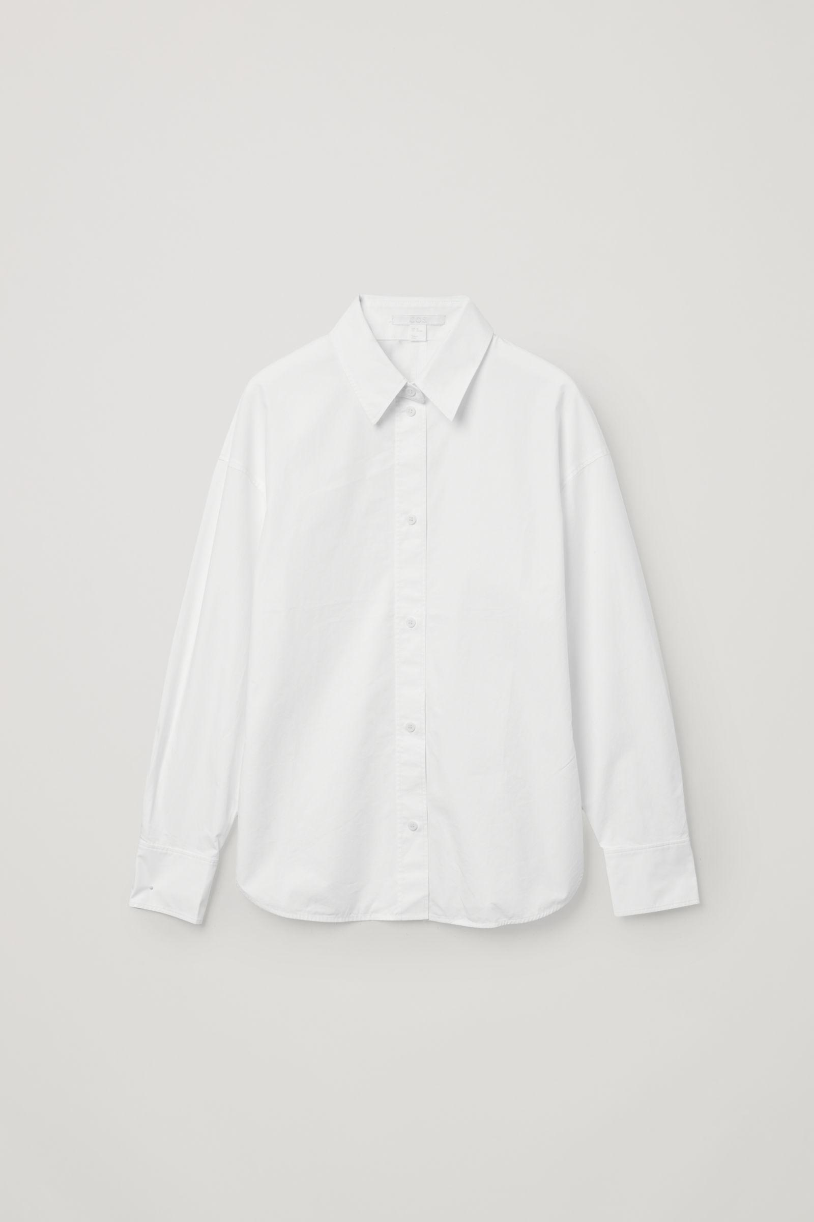 ORGANIC COTTON FITTED SHIRT 4