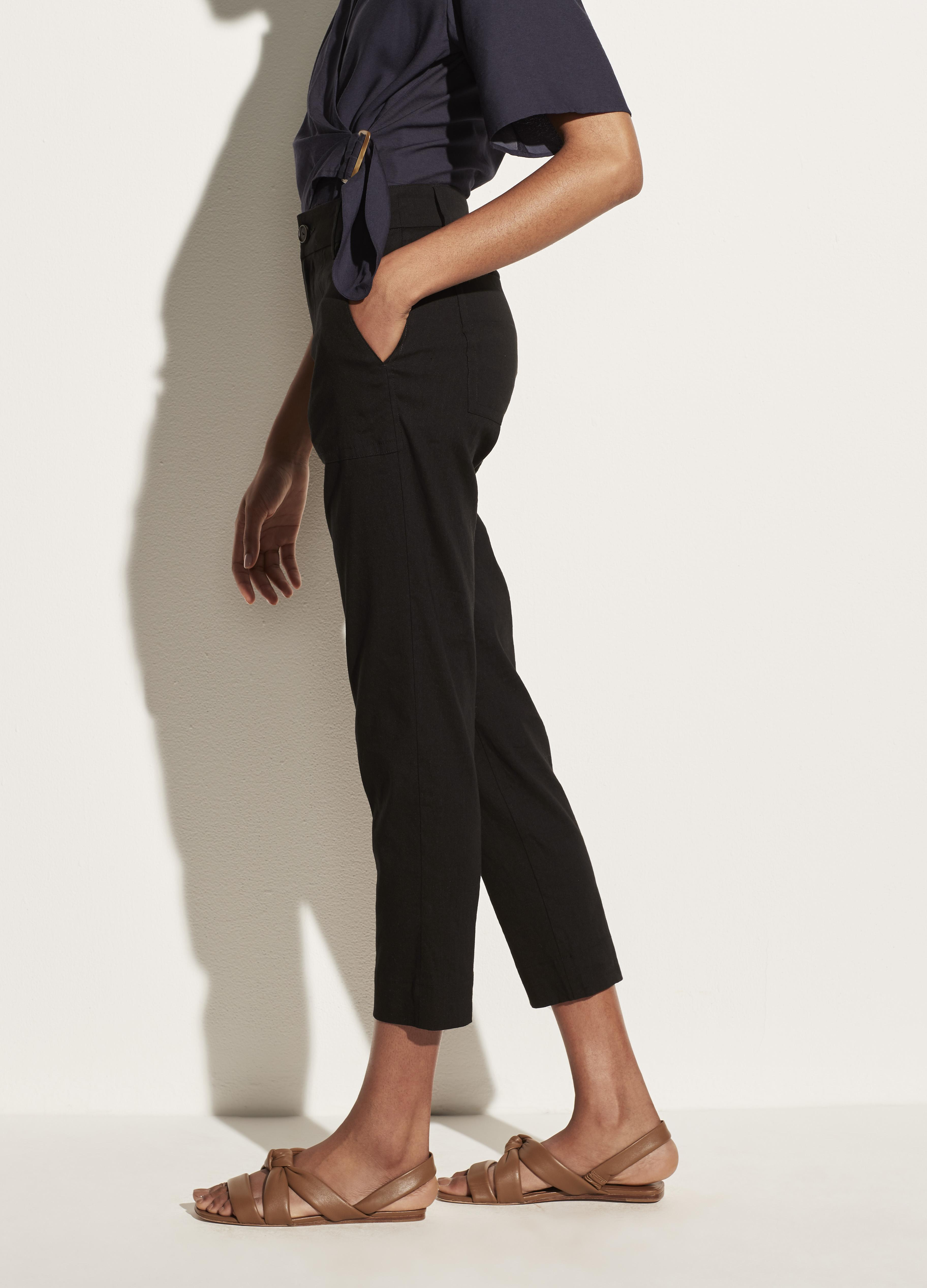 Cropped Utility Pant 1