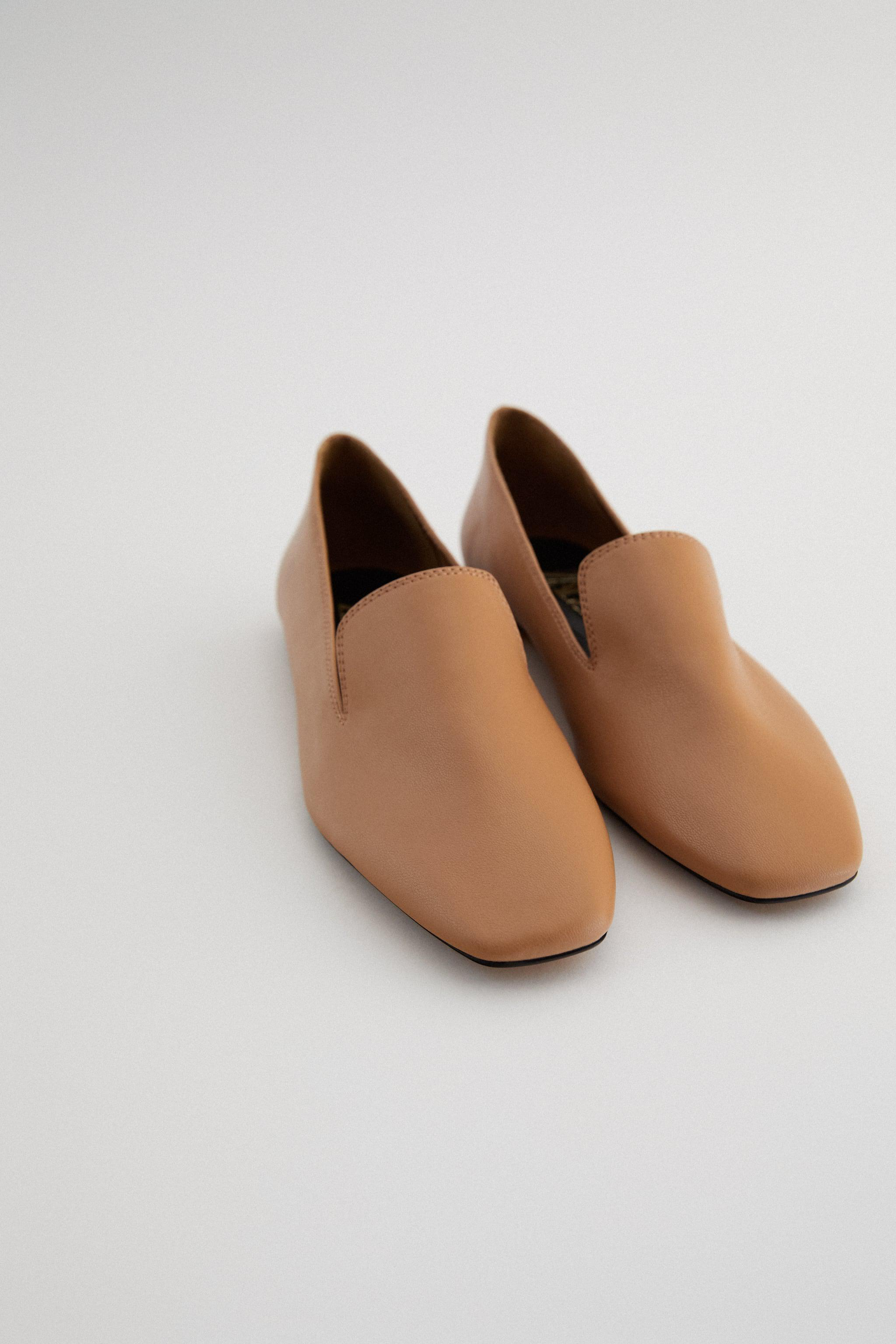 SQUARE TOE LOAFERS 2