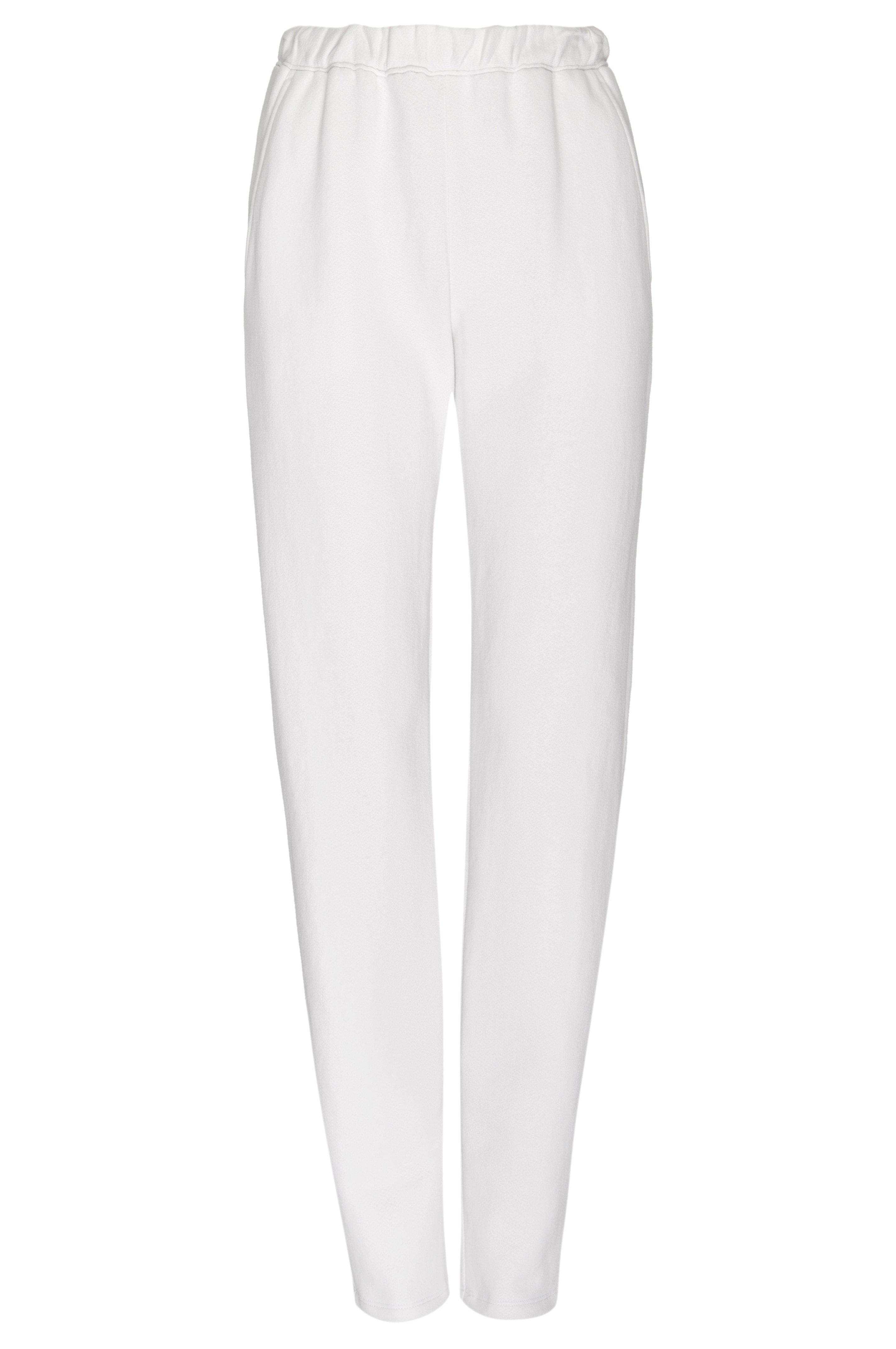 Roger Cotton Terry Pant 4