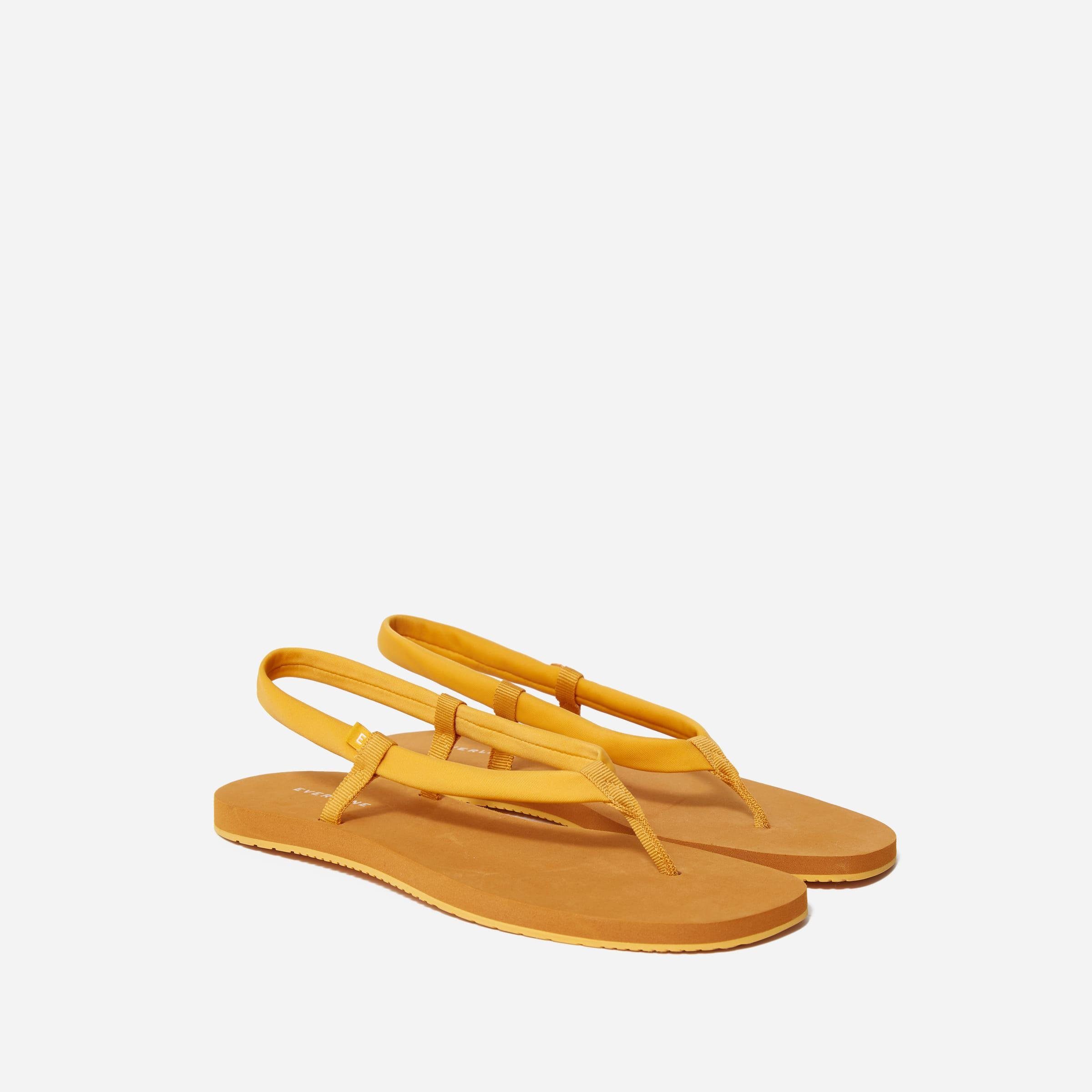 The ReNew Strappy Sandal 1