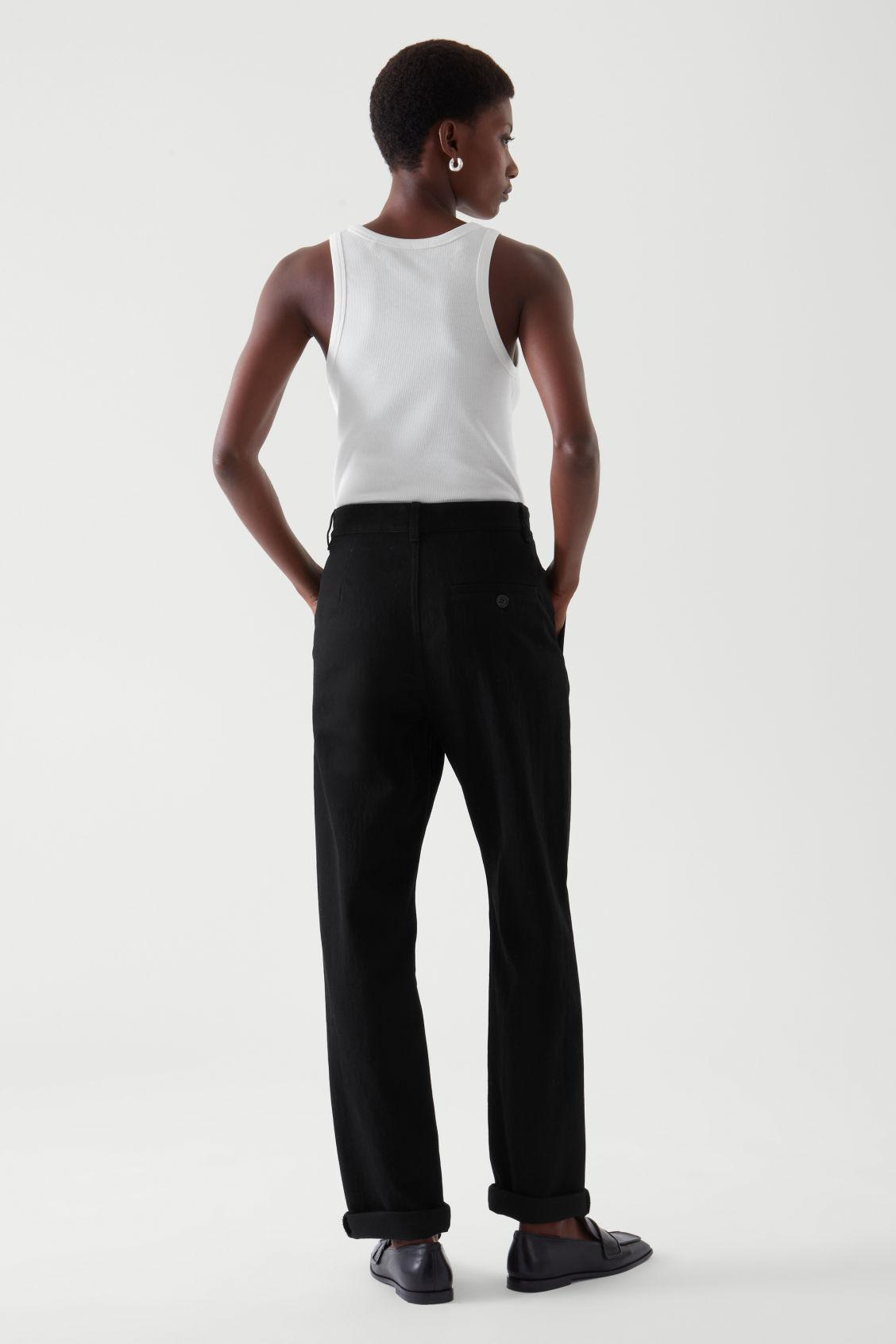 STRAIGHT-FIT CHINOS 4
