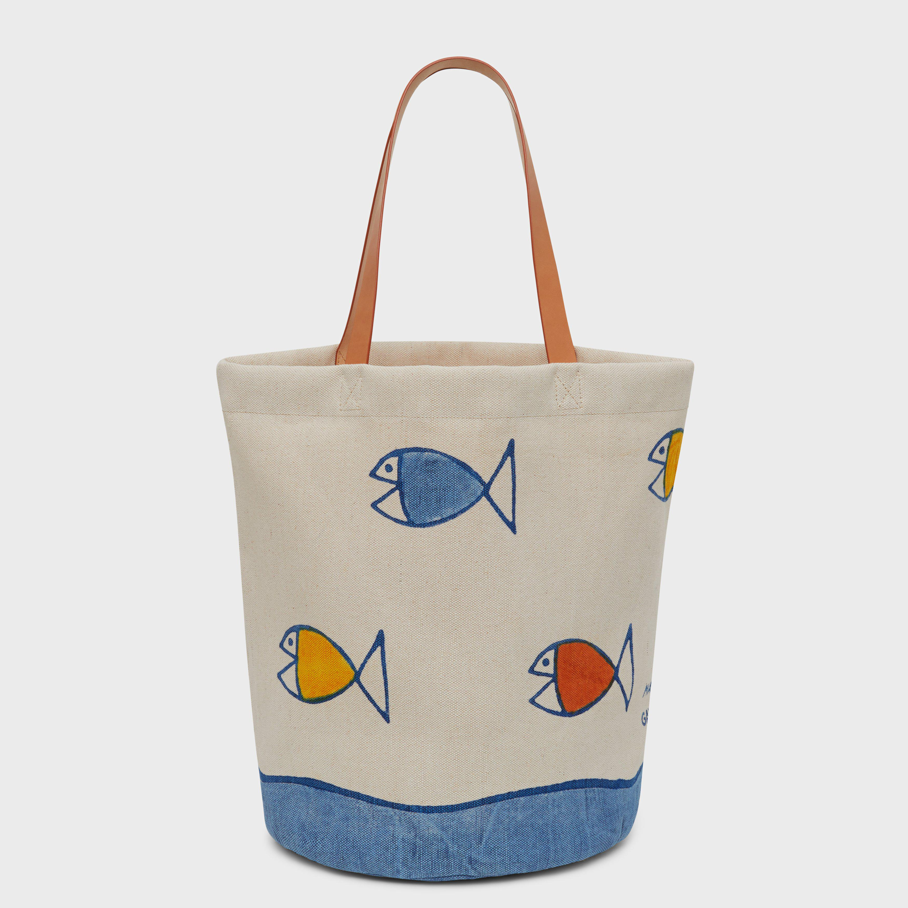 Limited Edition Pascucci Bag - Fish