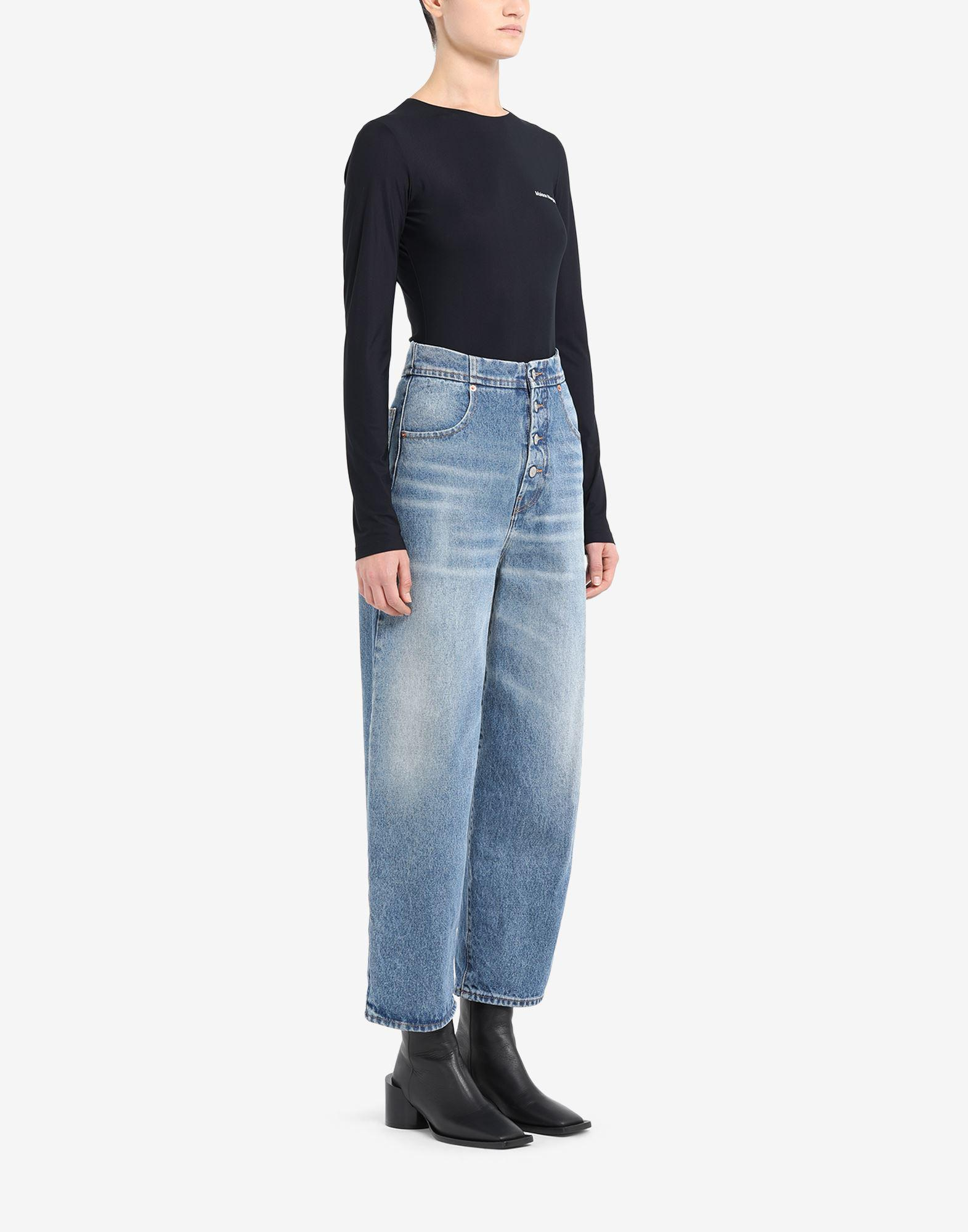 Carrot jeans 1