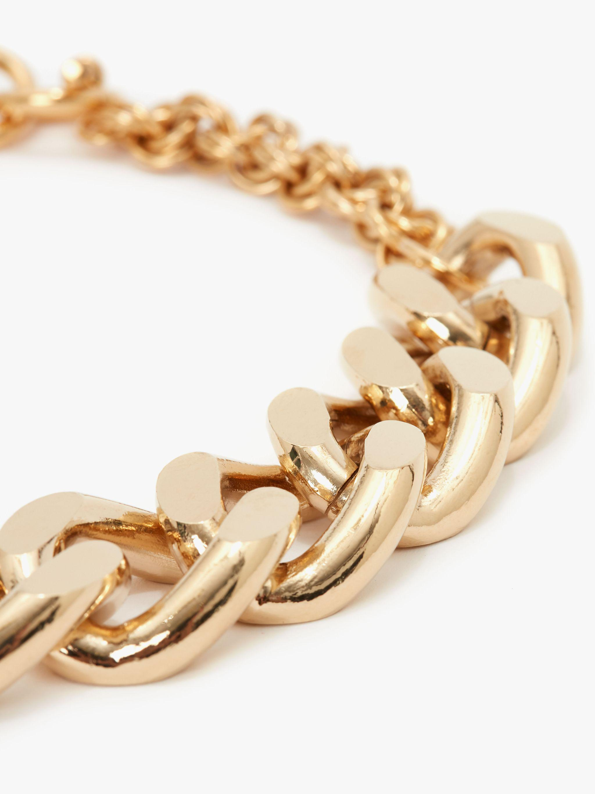 OVERSIZED CHAIN NECKLACE 2
