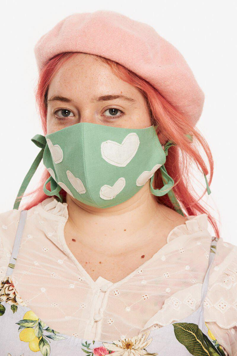 The Matchy Mask Hearts 4