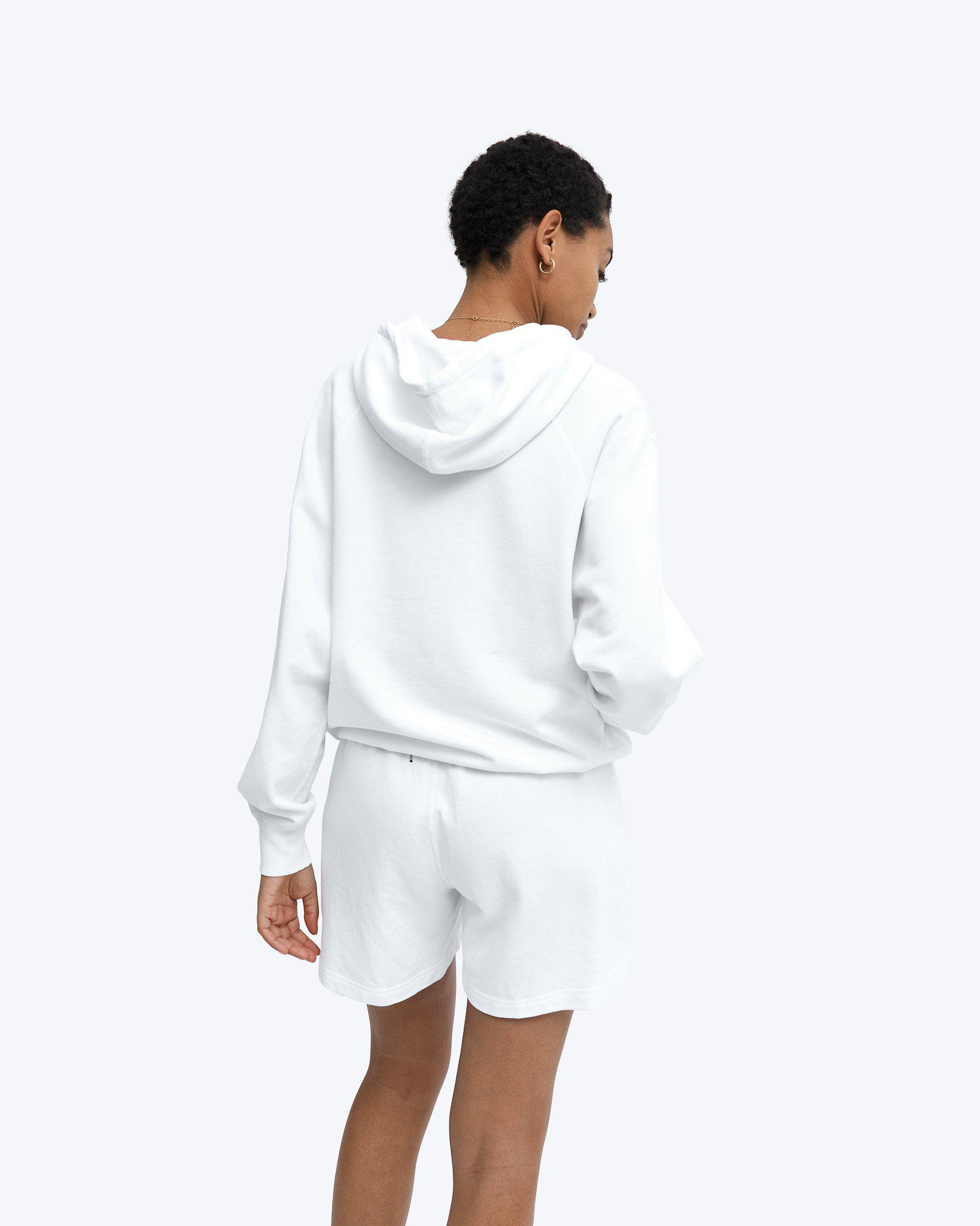 Lightweight Terry Relaxed Hoodie 3