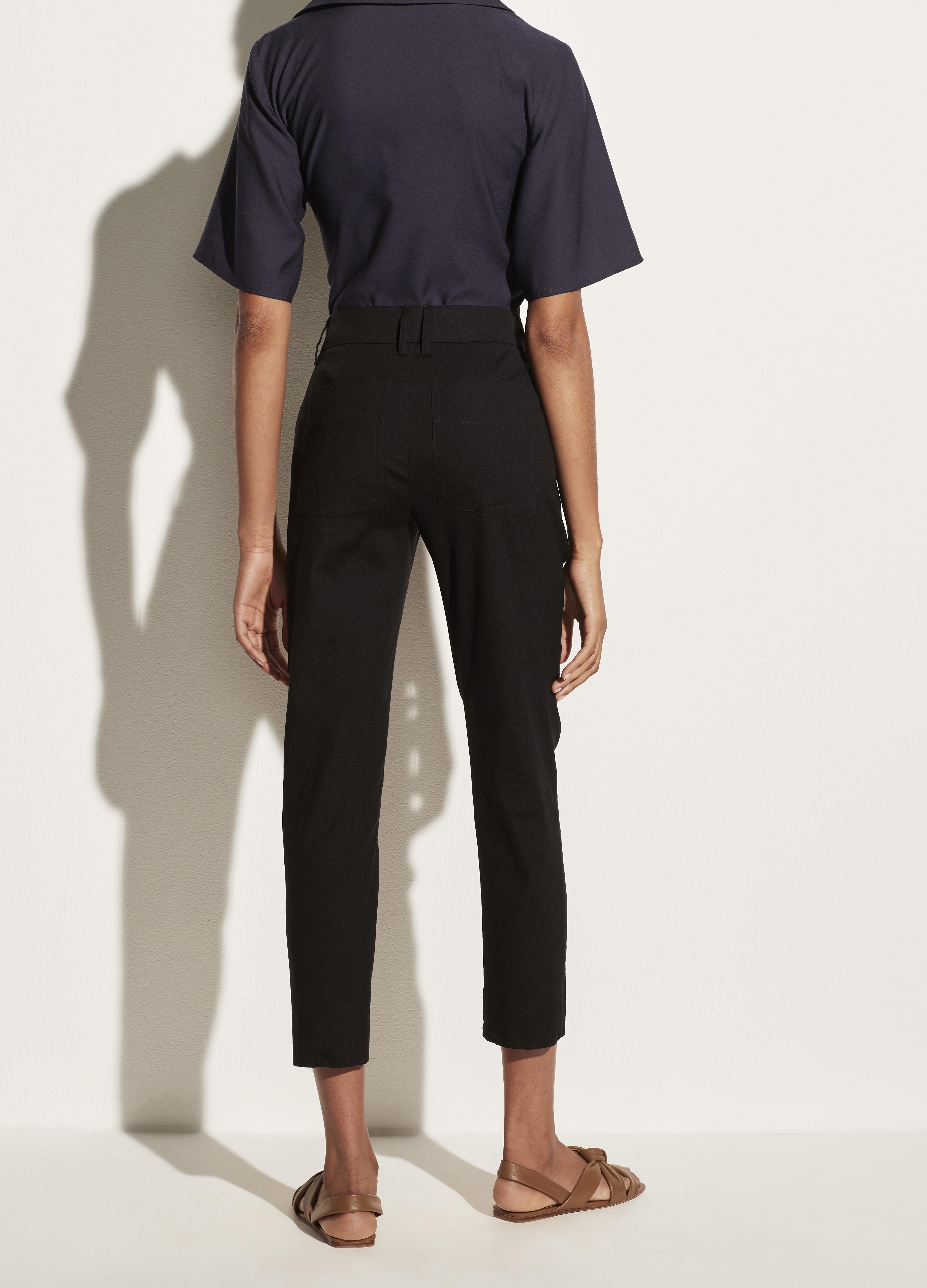 Cropped Utility Pant 2