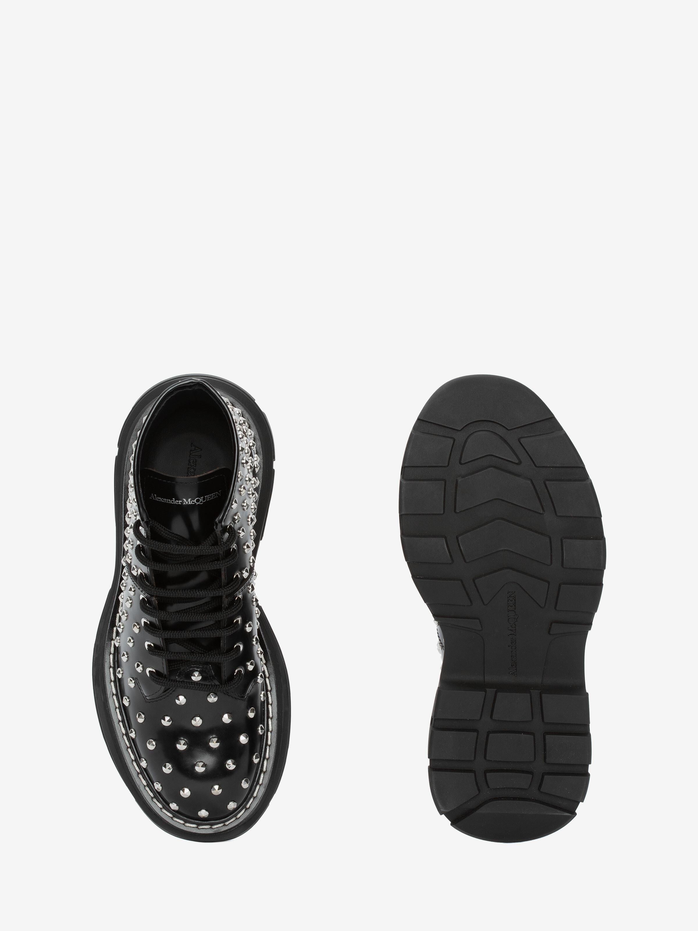 Tread Lace Up Boot 3
