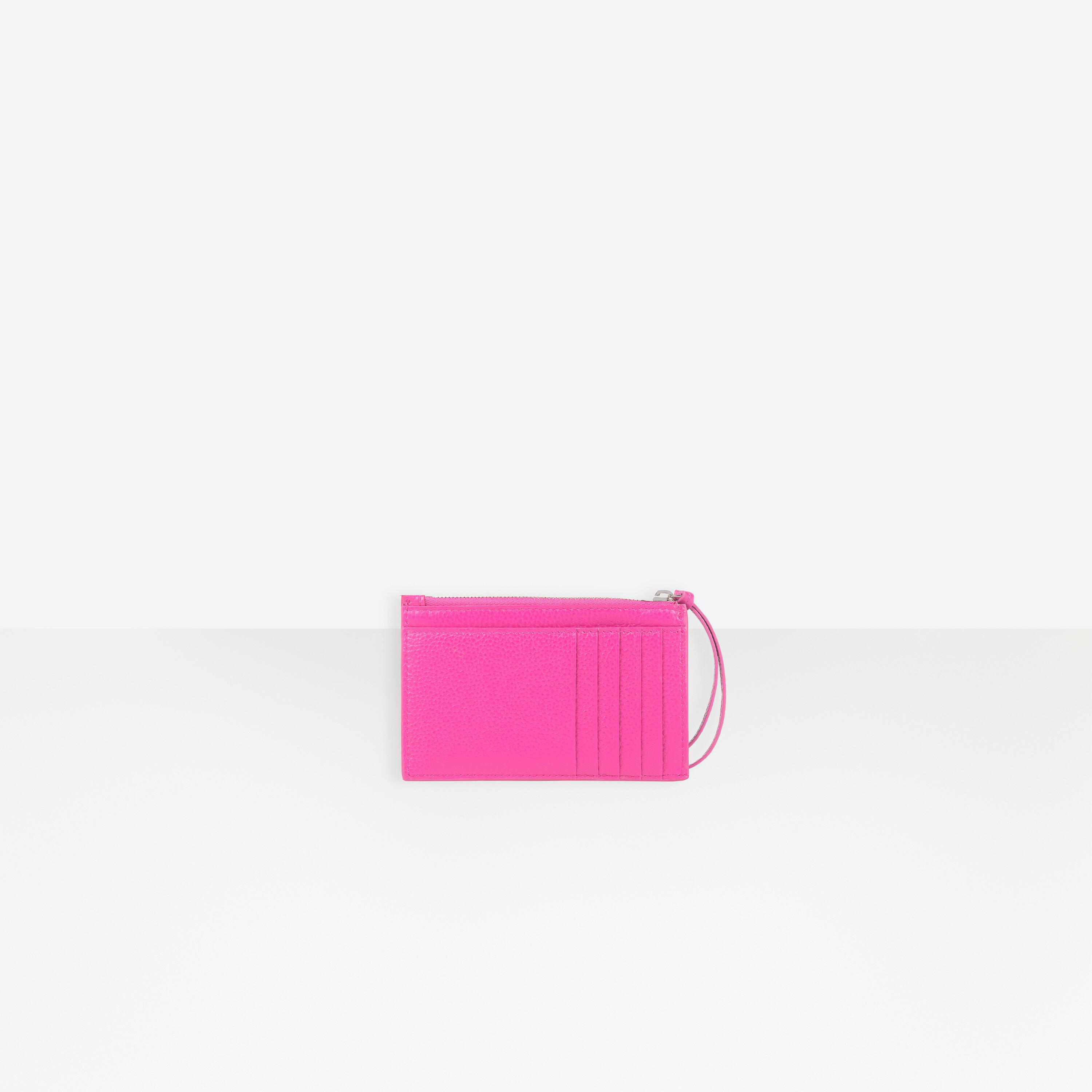 Neo Classic Long Coin And Card Holder 1