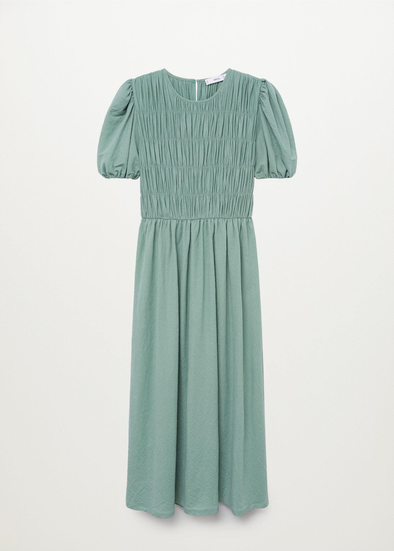 Ruched detail dress 5
