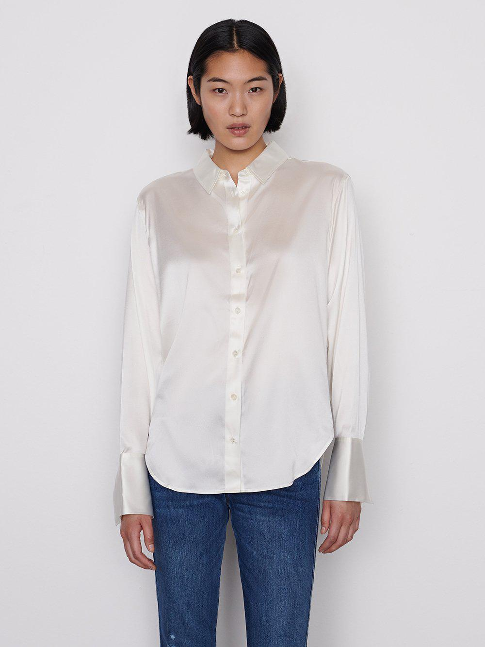 The Standard Shirt -- Off White